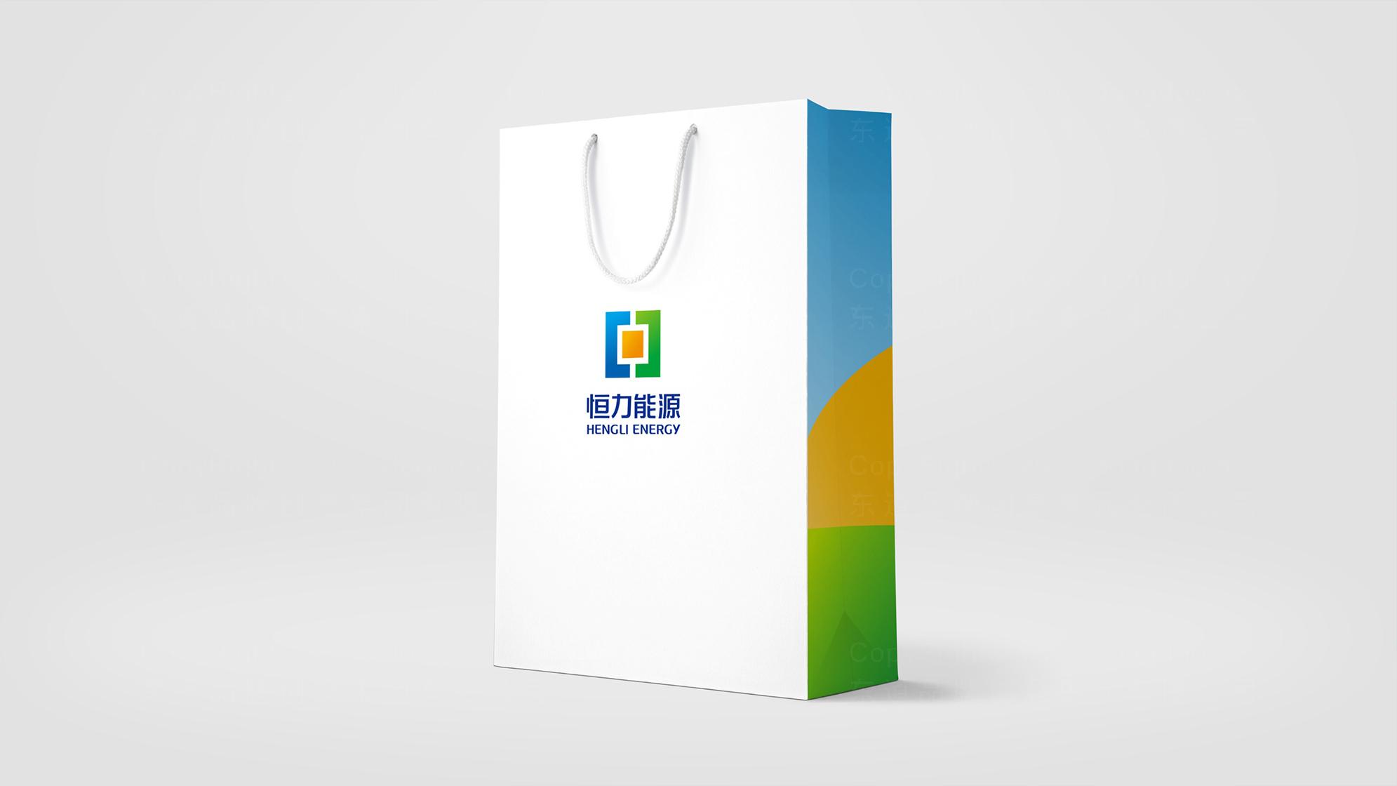 品牌设计恒力炼化LOGO优化&VI设计应用场景_8
