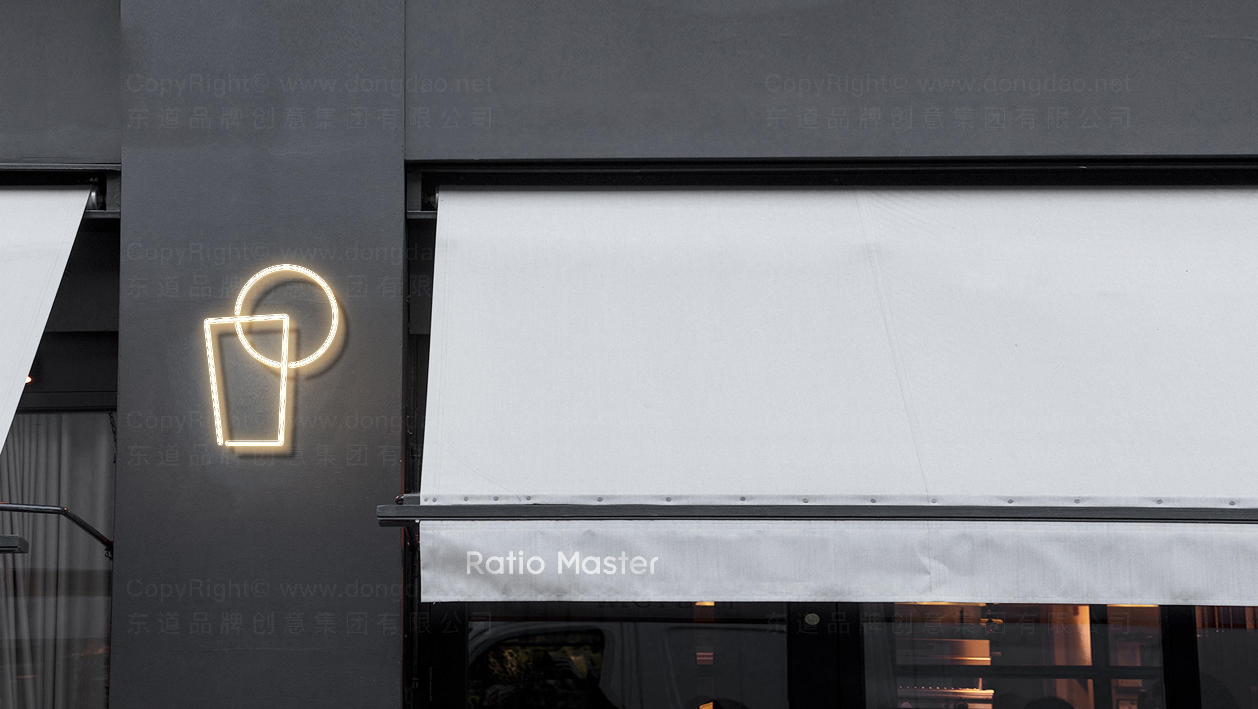 酒店餐饮品牌设计比率大师 Ratio MasterLOGO&VI设计
