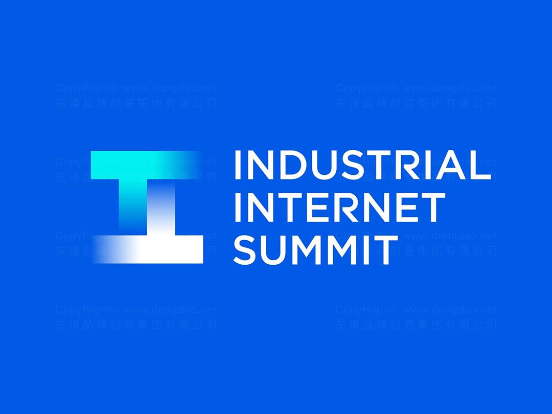 品牌设计工业互联网峰会LOGO设计应用场景_8