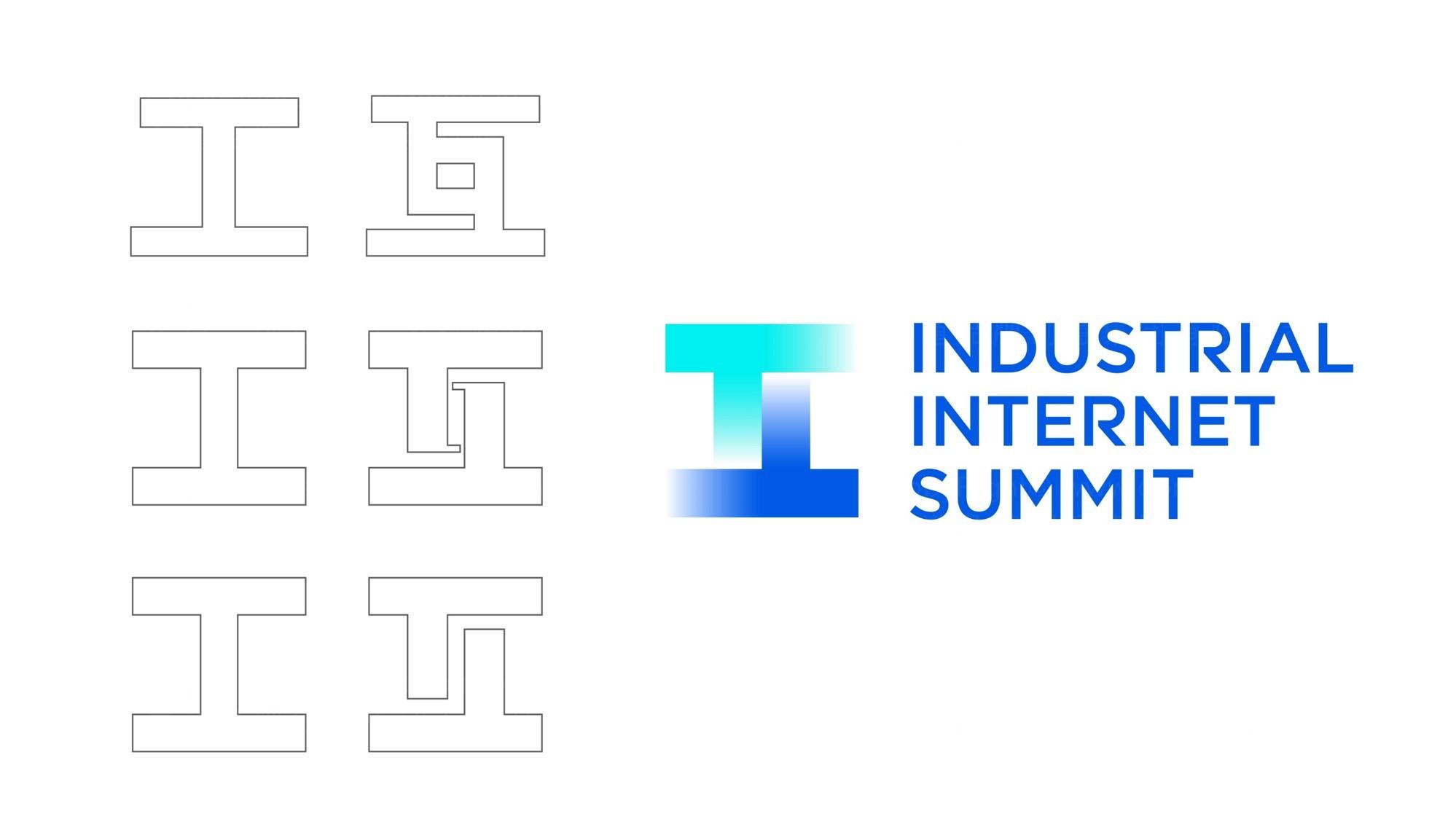 政府组织品牌设计工业互联网峰会LOGO设计