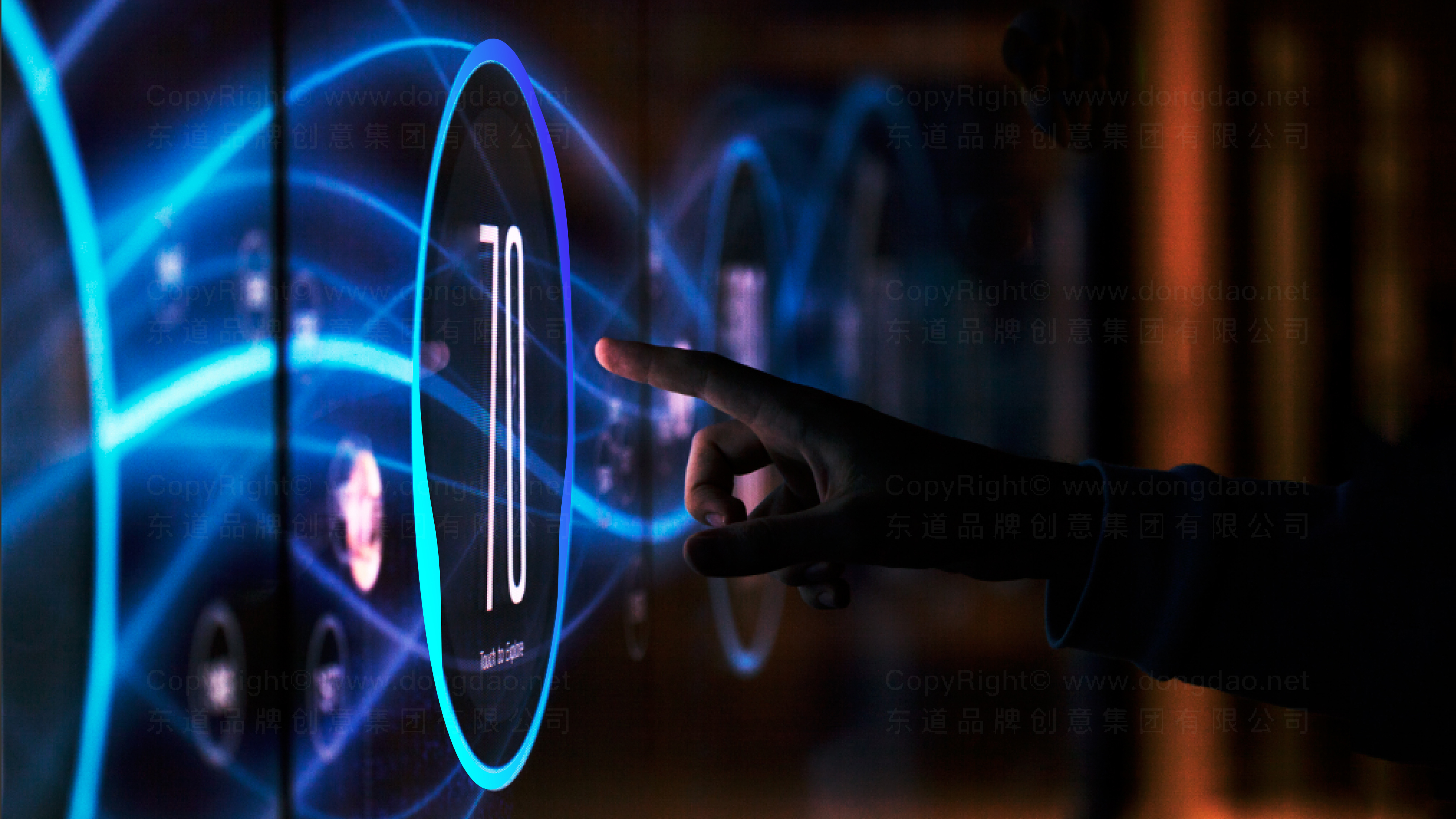 品牌设计TINNOVE汽车智能系统LOGO&VI设计应用场景_4