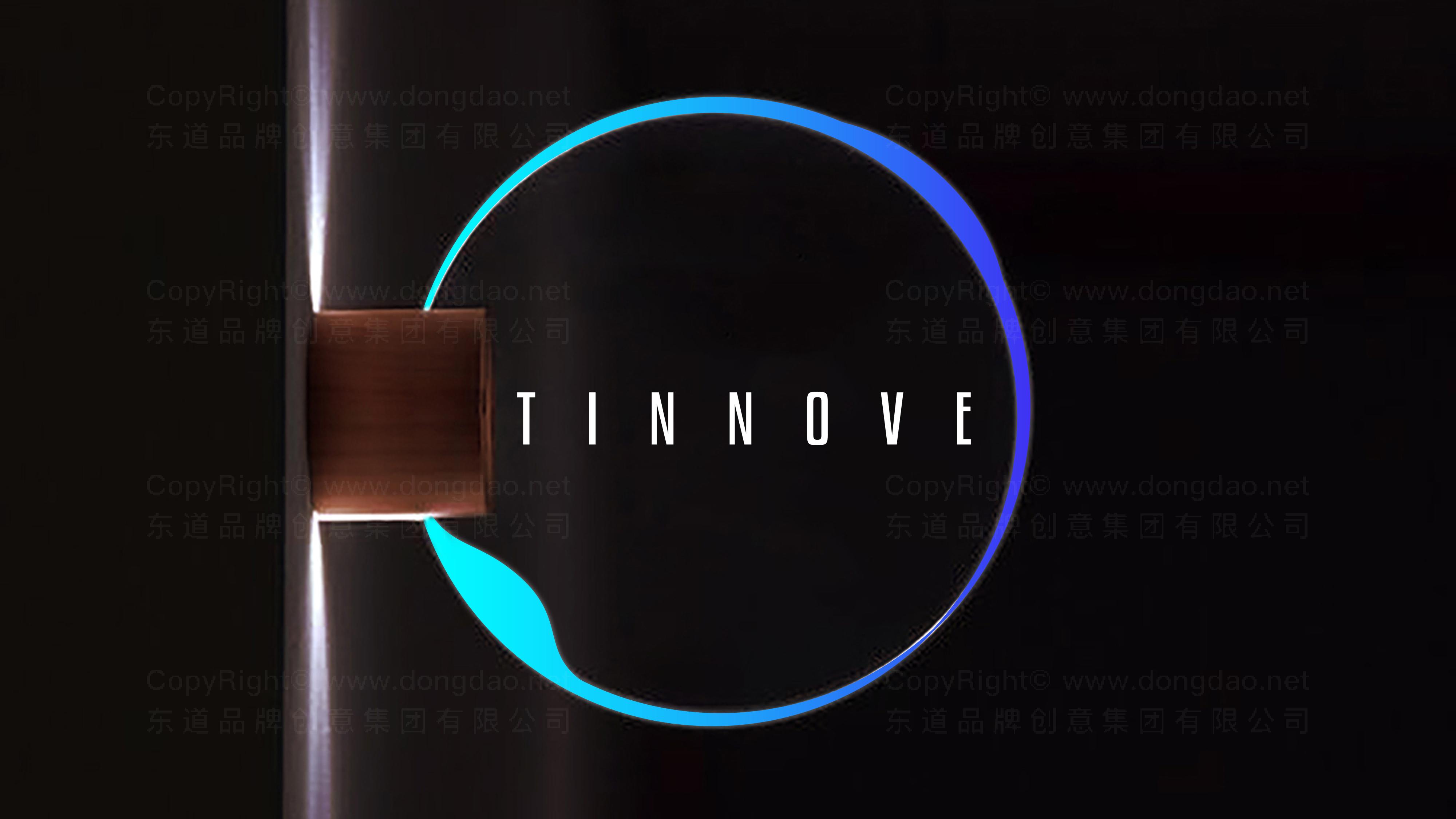 品牌设计TINNOVE汽车智能系统LOGO&VI设计应用场景_5