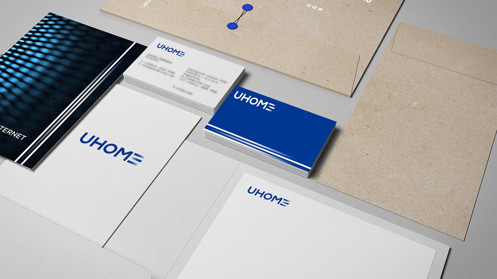 品牌设计案例海尔LOGO&VI设计