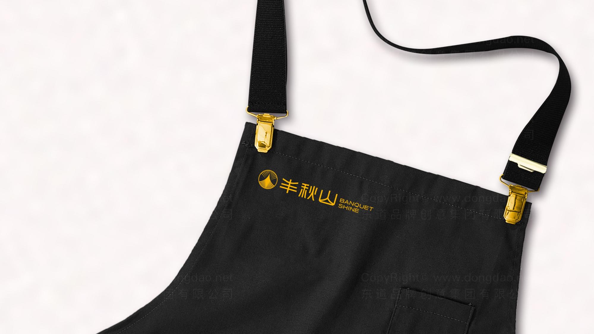 品牌设计半秋山西餐厅LOGO&VI设计应用场景_3