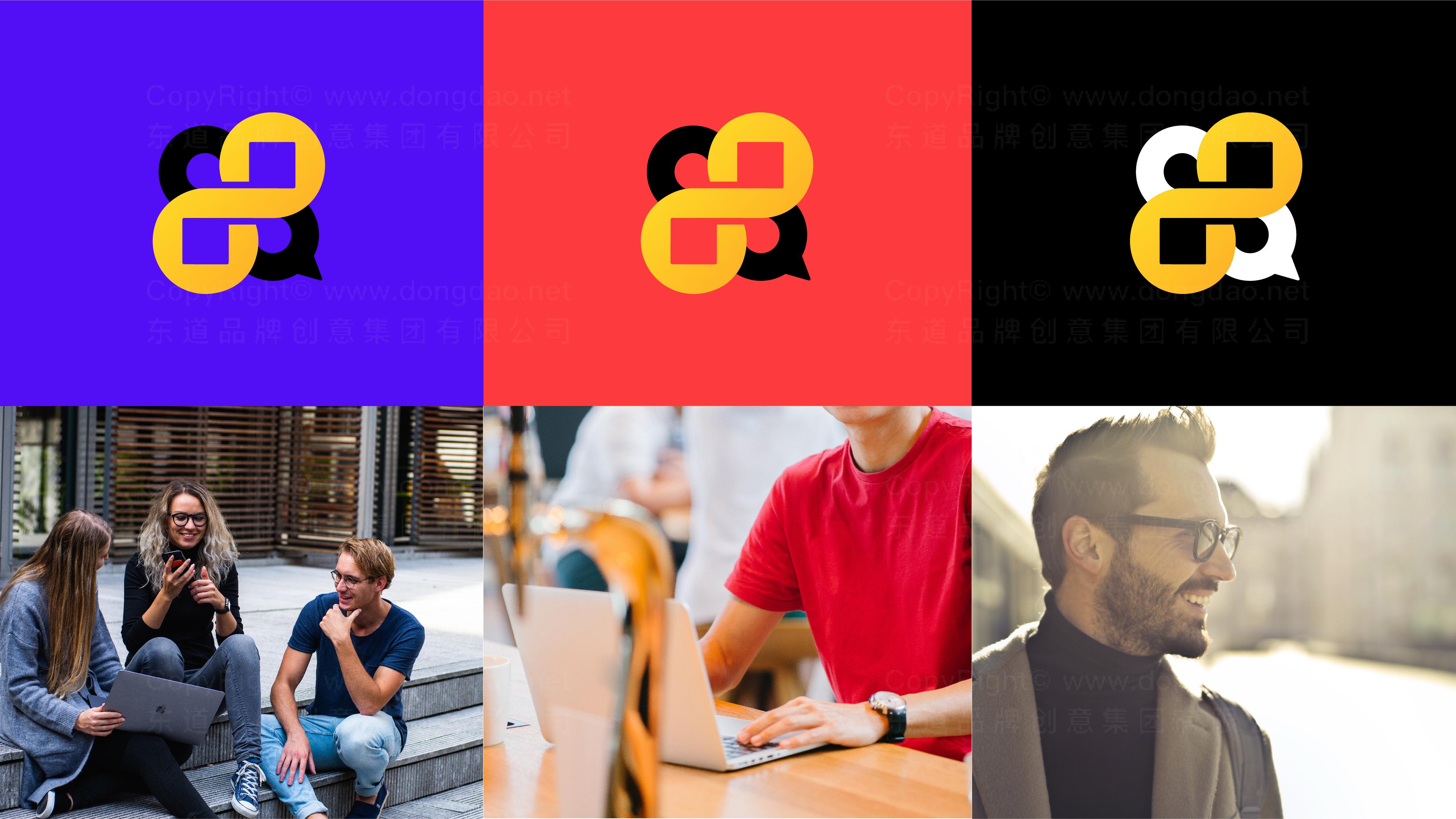 品牌设计蜂蜂贷LOGO&VI设计应用场景