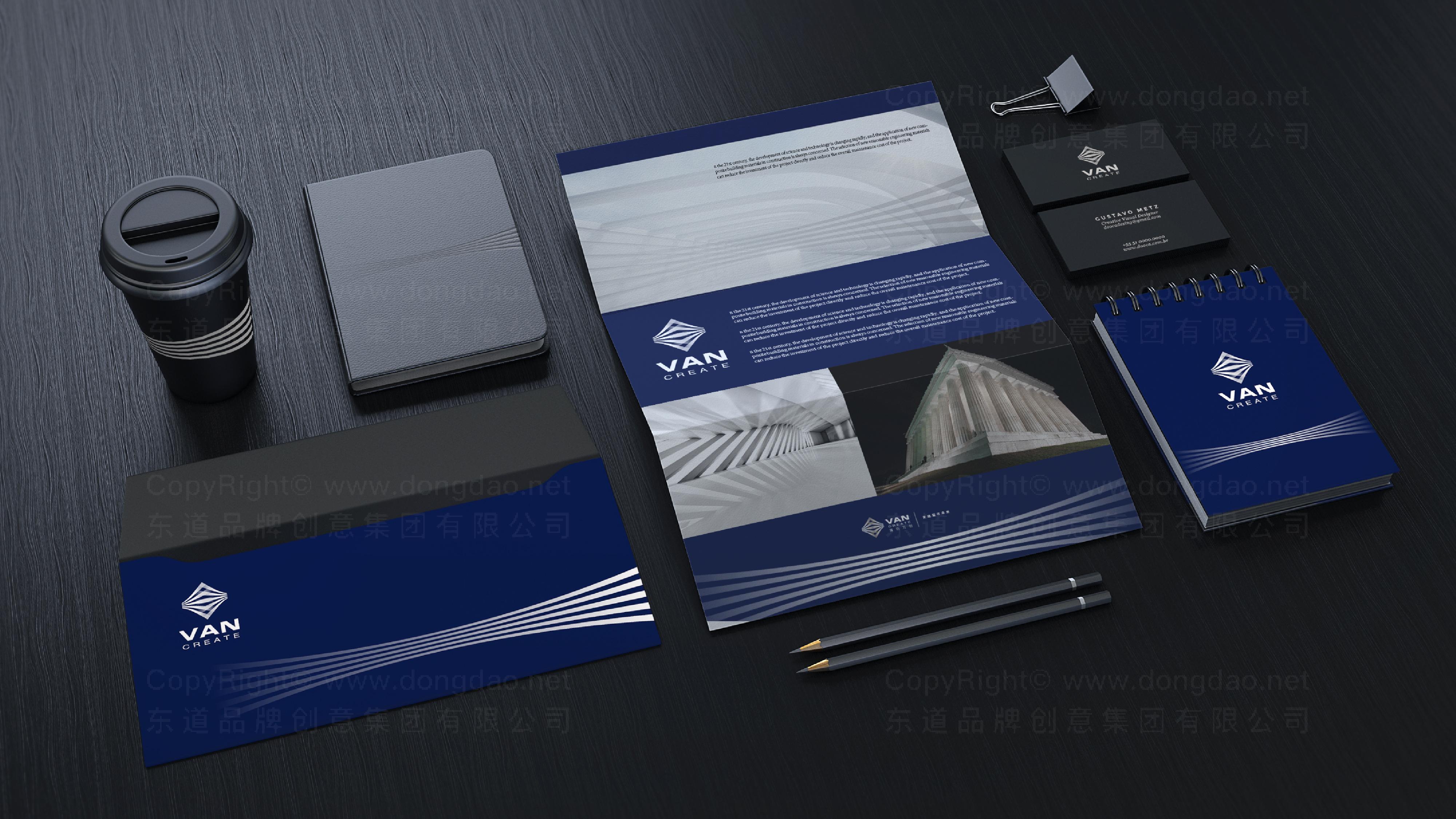 品牌设计万创LOGO&VI设计应用