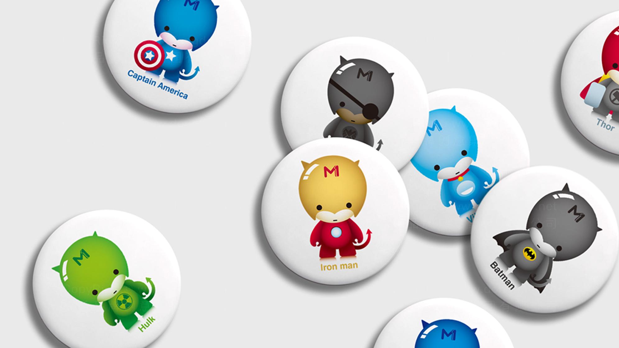 电影网logo设计、vi设计应用场景_2