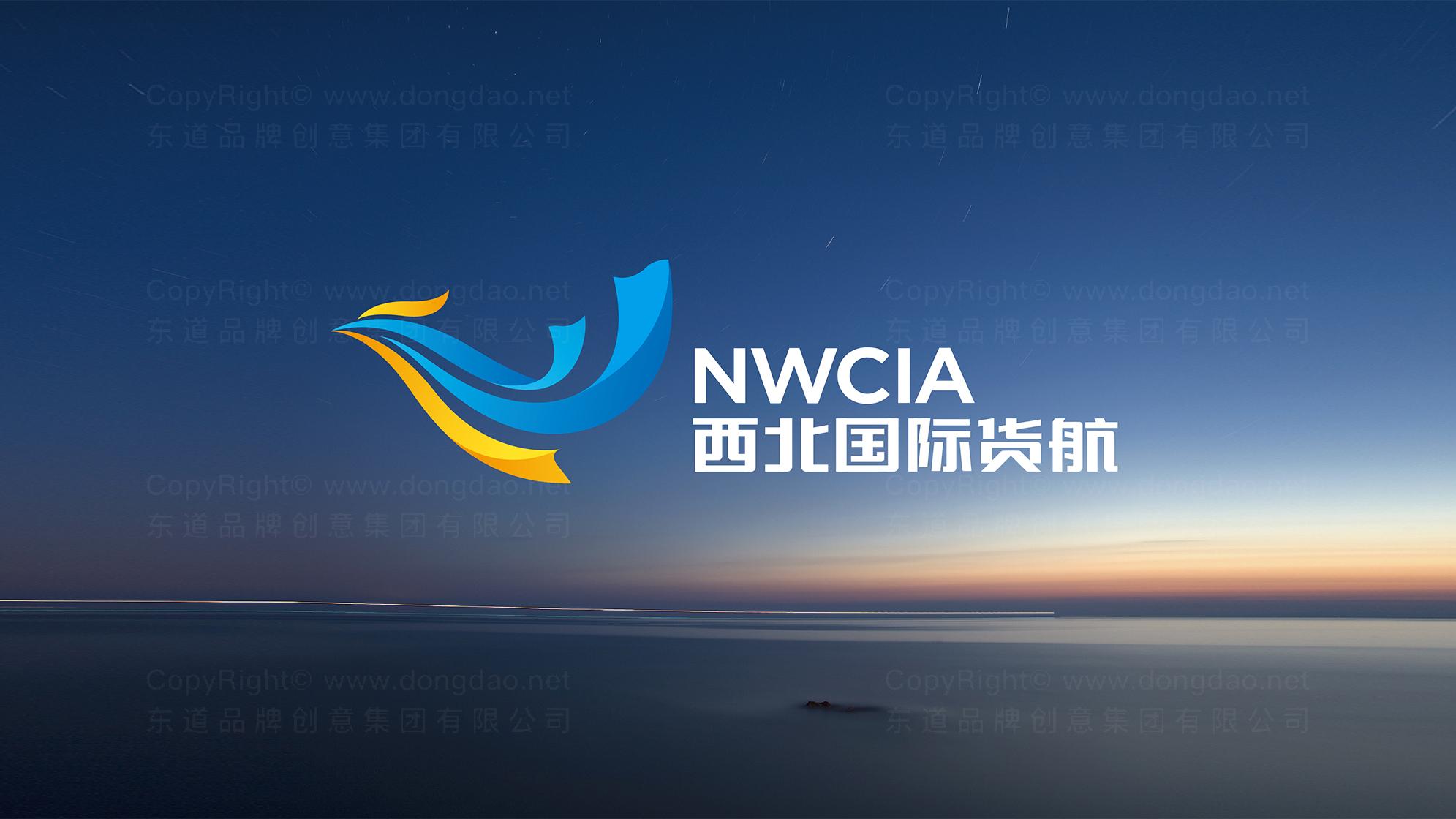 品牌设计案例西北国际货运航空LOGO&VI设计