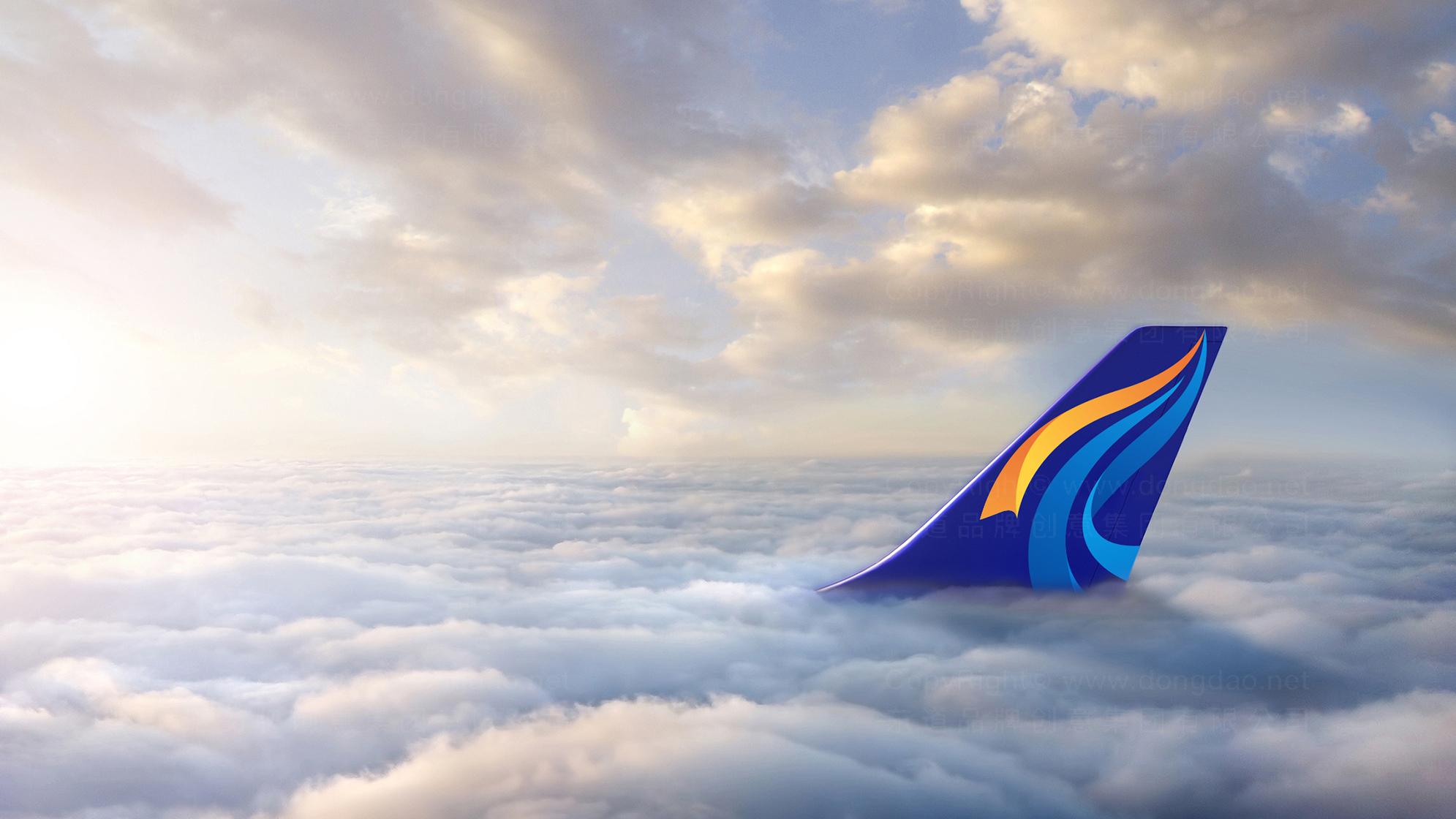 品牌设计西北国际货运航空LOGO&VI设计应用场景
