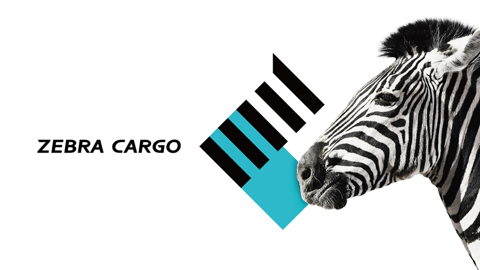 品牌设计斑马来拉LOGO&VI设计应用