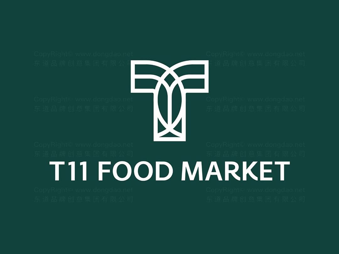 品牌设计T11超市LOGO&VI设计应用场景_11