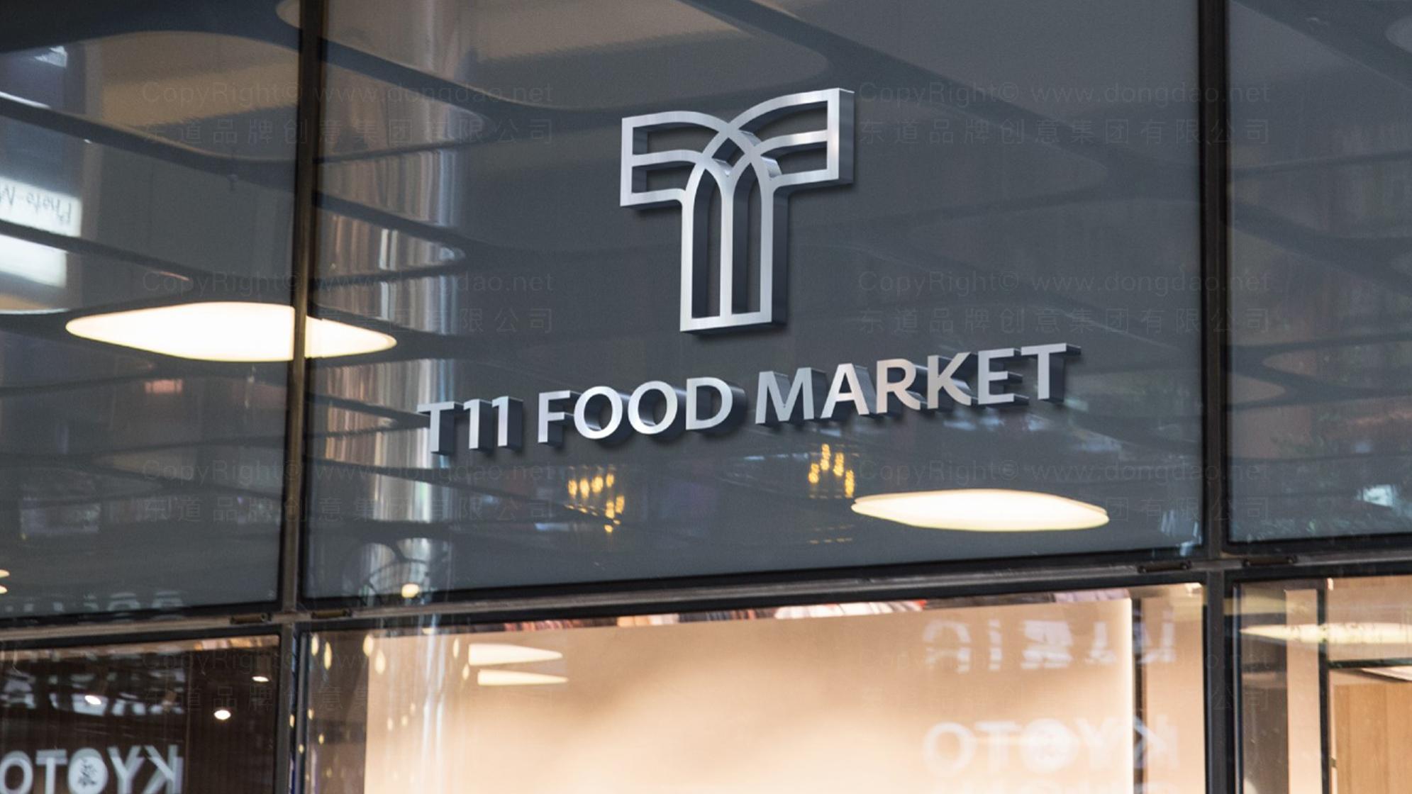 品牌设计T11超市LOGO&VI设计应用场景_6