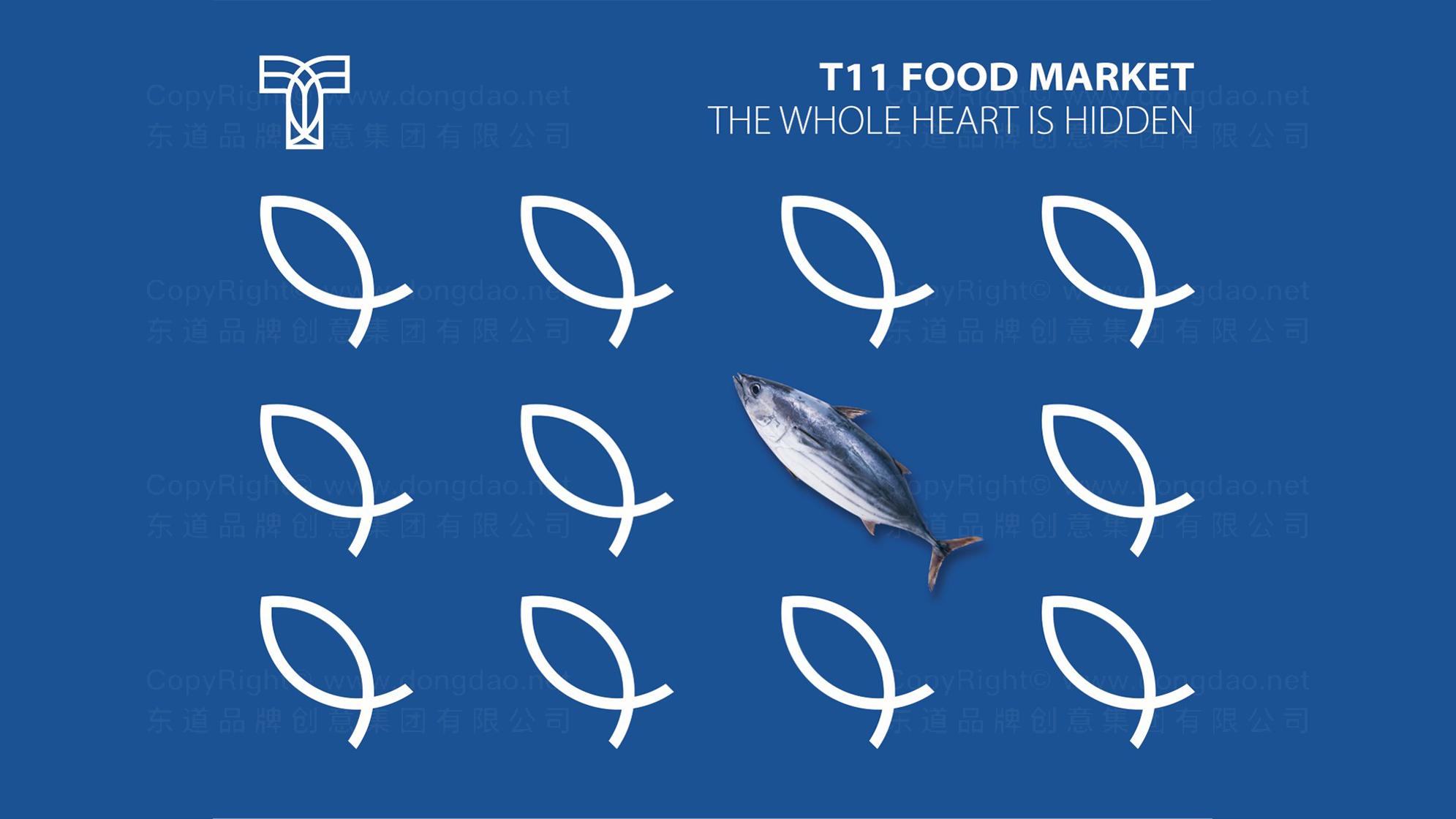 品牌设计T11超市LOGO&VI设计应用场景_2