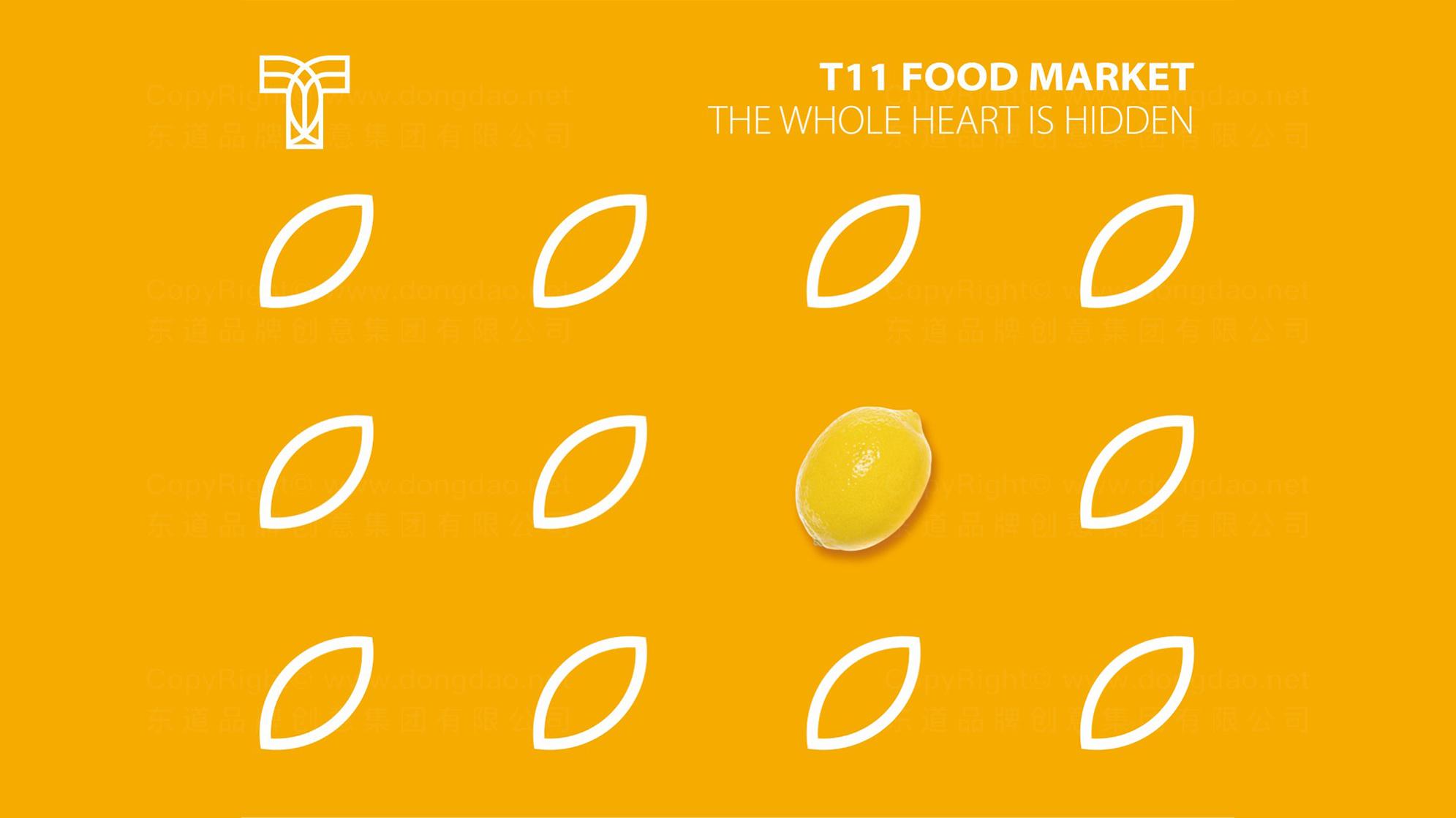 品牌设计T11超市LOGO&VI设计应用场景_4