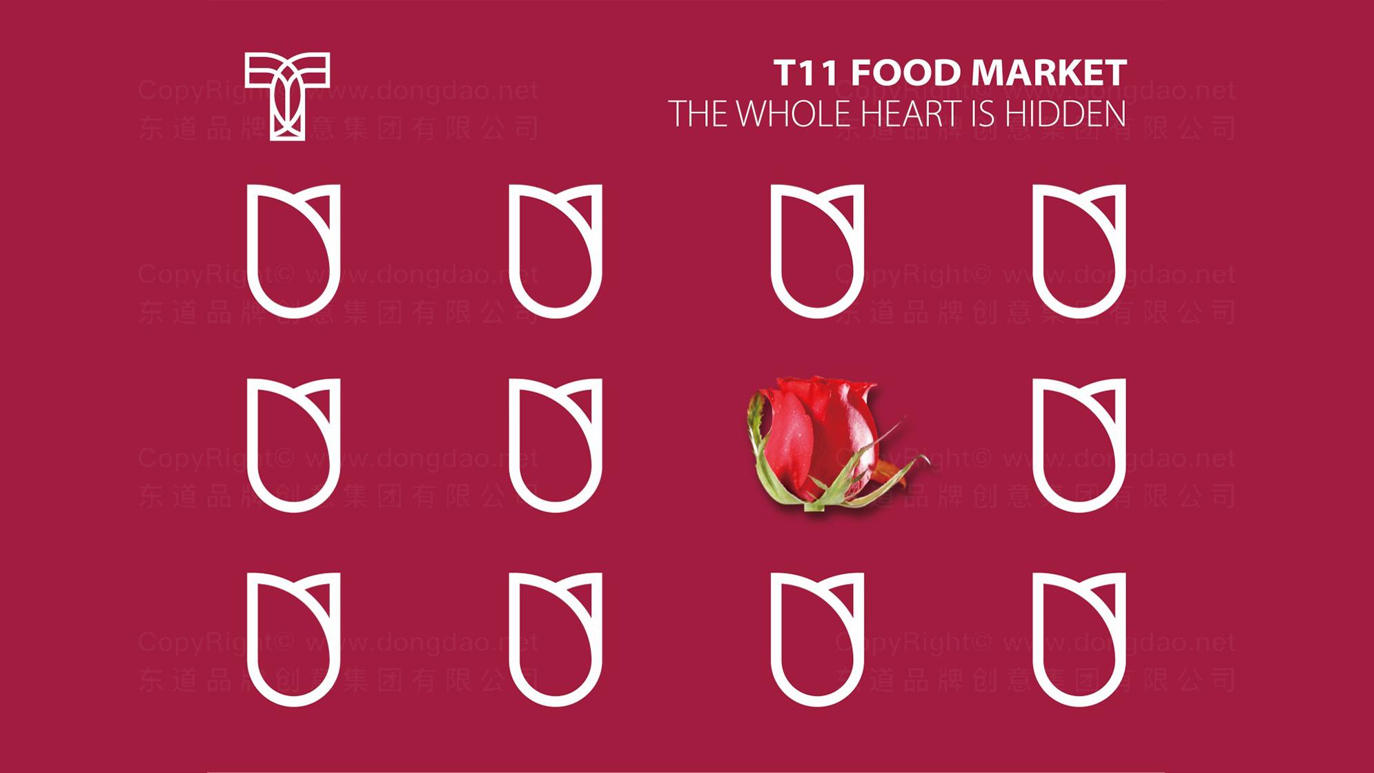 品牌设计T11超市LOGO&VI设计应用场景_5