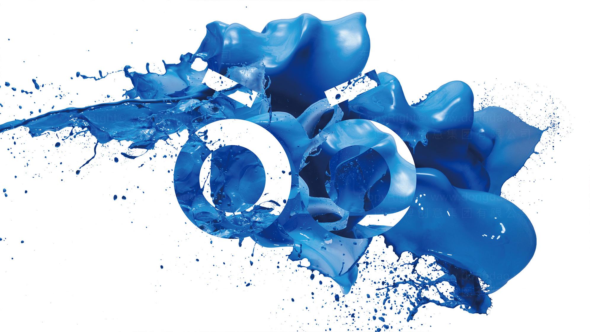 品牌设计案例眼神科技LOGO&VI设计