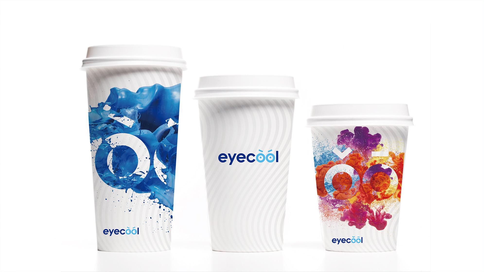 品牌设计眼神科技LOGO&VI设计应用场景_6