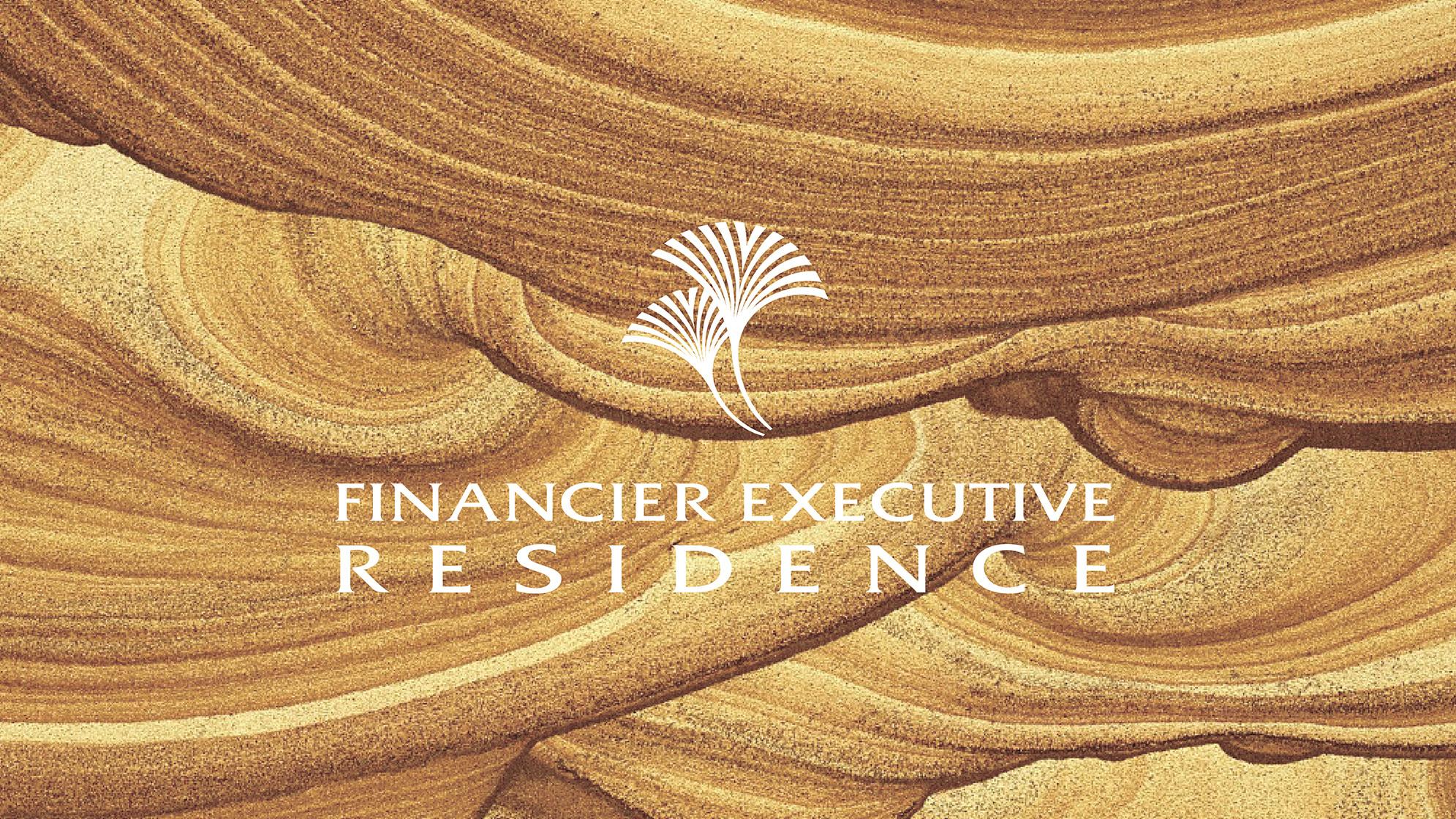 品牌设计金融街公寓酒店LOGO&VI设计应用