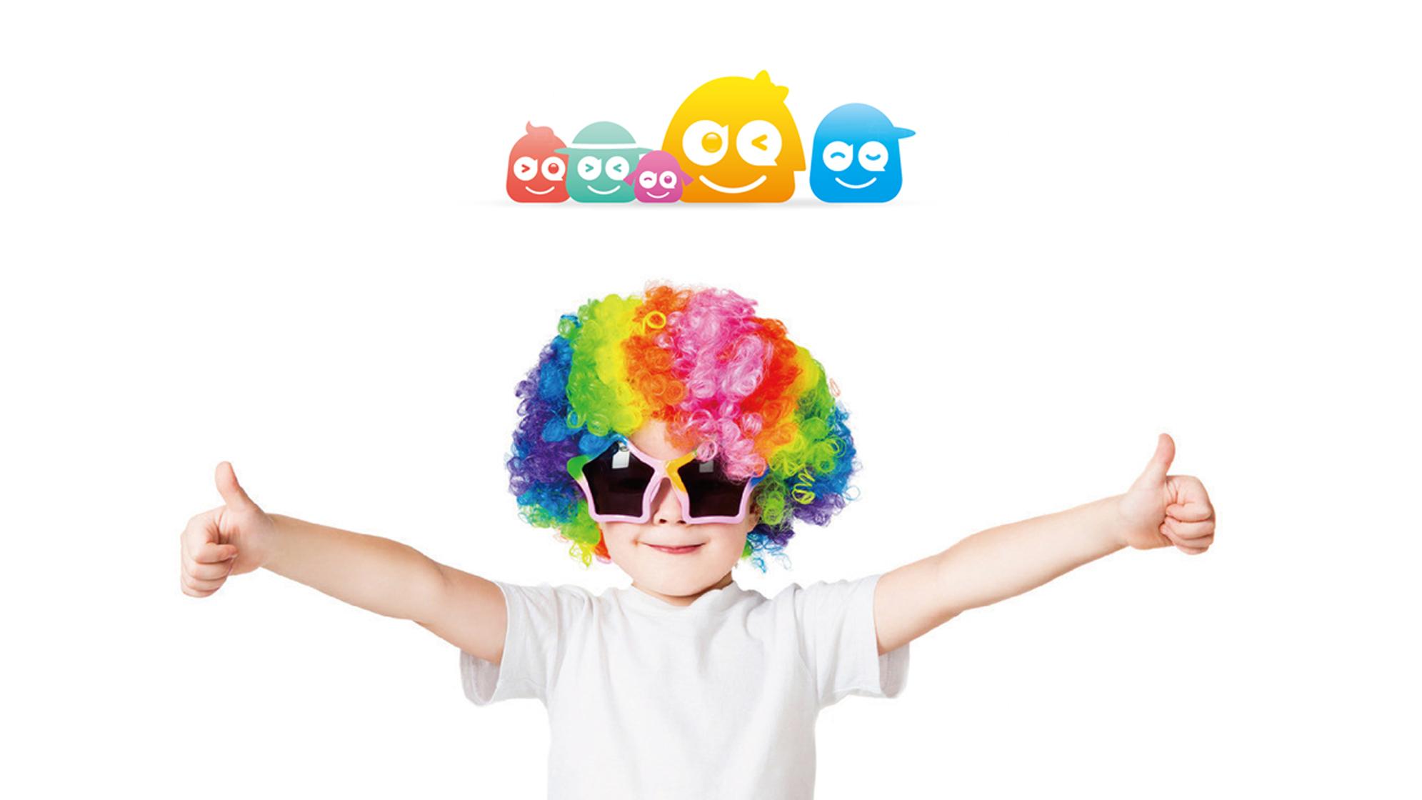 品牌设计案例鼎奇幼儿园LOGO&VI设计