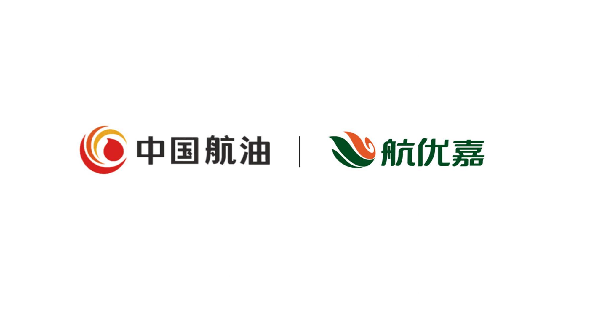 中国航油石油公司logo设计、vi设计应用