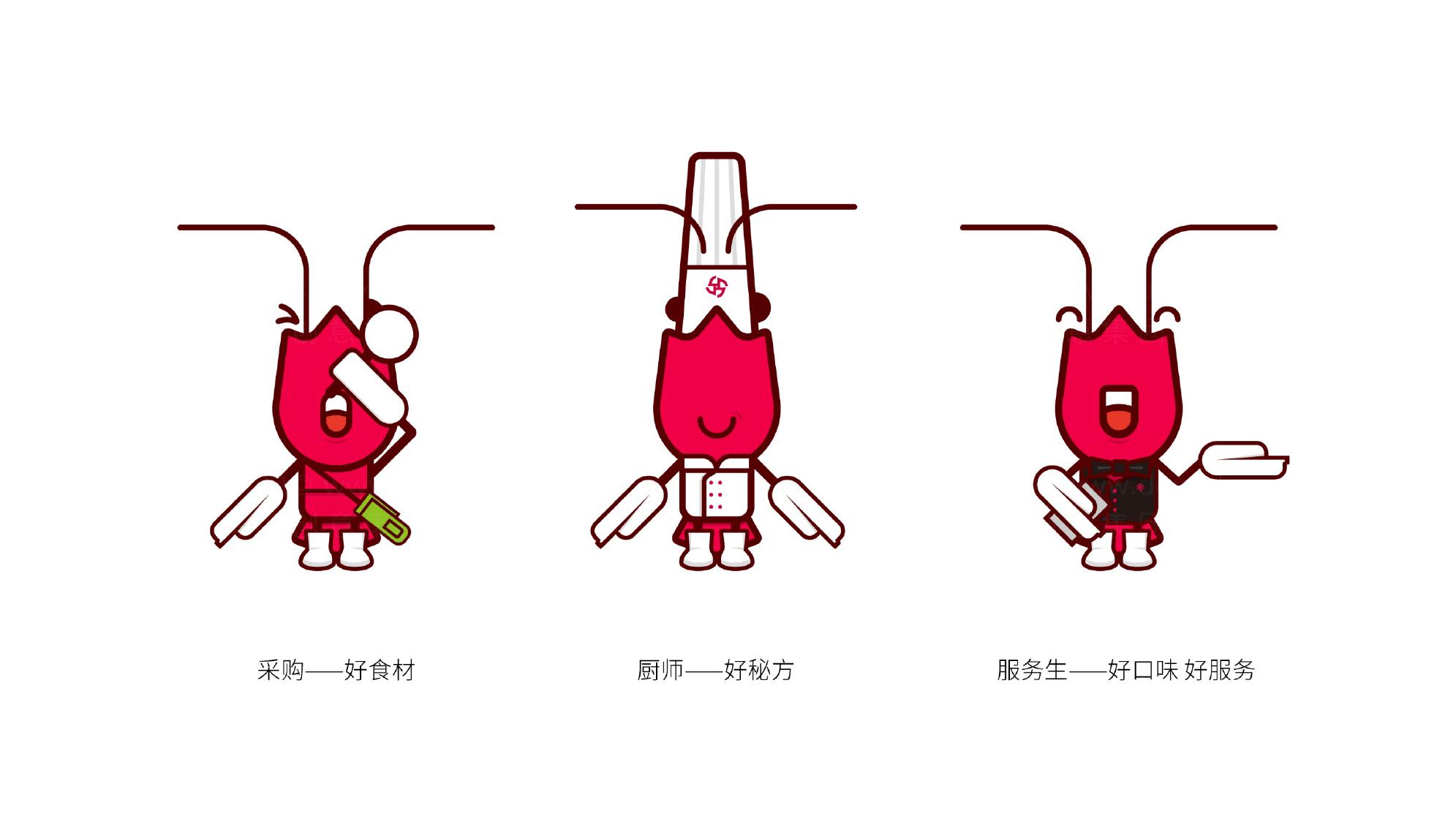 品牌设计胡大餐饮LOGO&VI设计应用场景_9