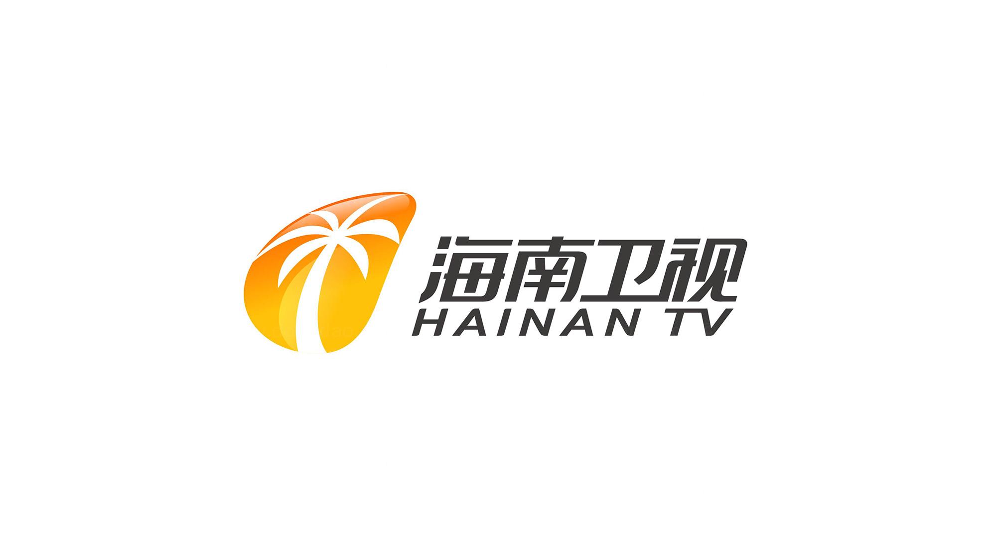 文体娱媒品牌设计海南卫视标志设计