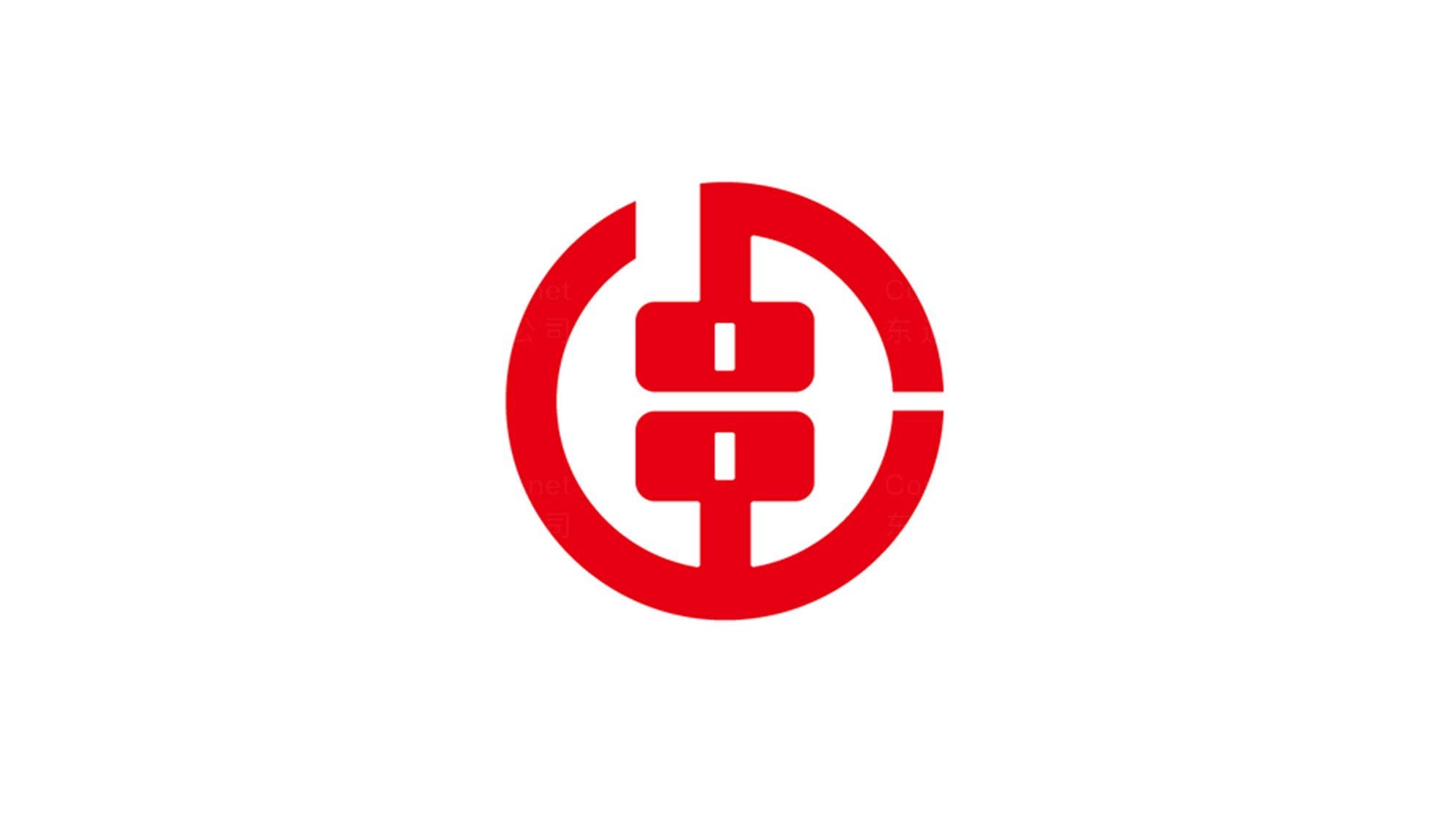 银行金融品牌设计长沙农商行标志设计