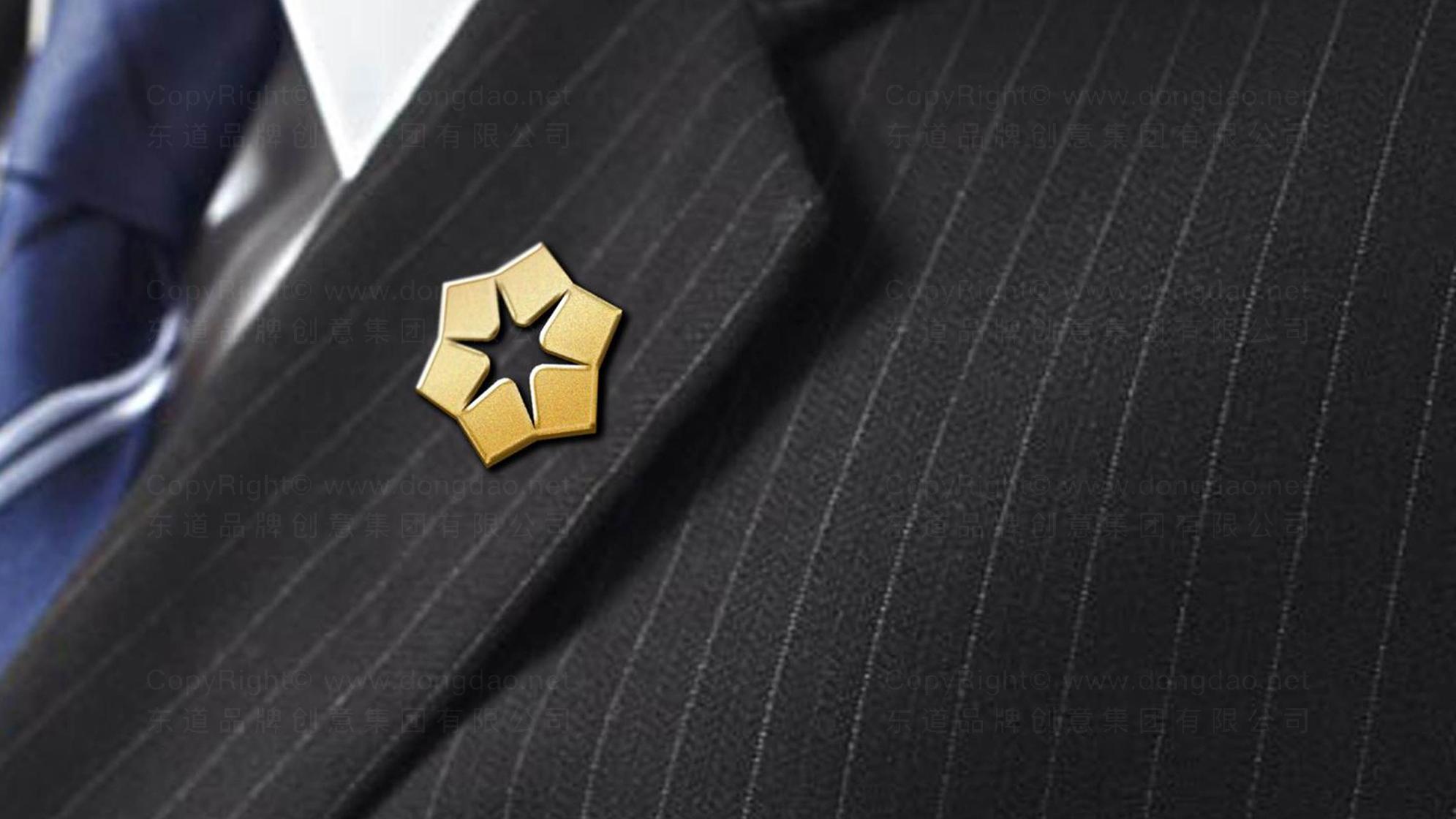 品牌设计国家核电标志设计应用场景_2
