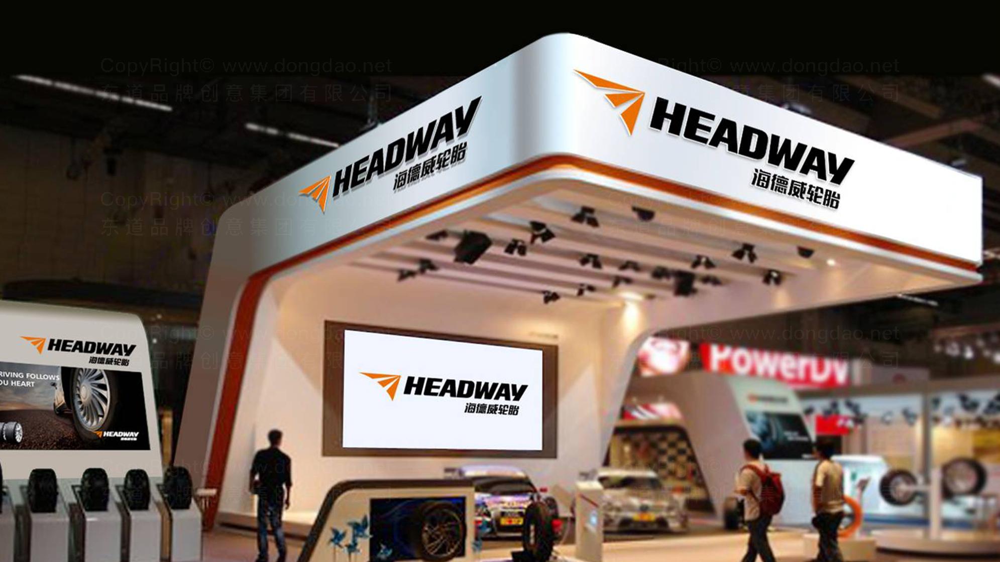 品牌设计海德威轮胎标志设计应用场景_6