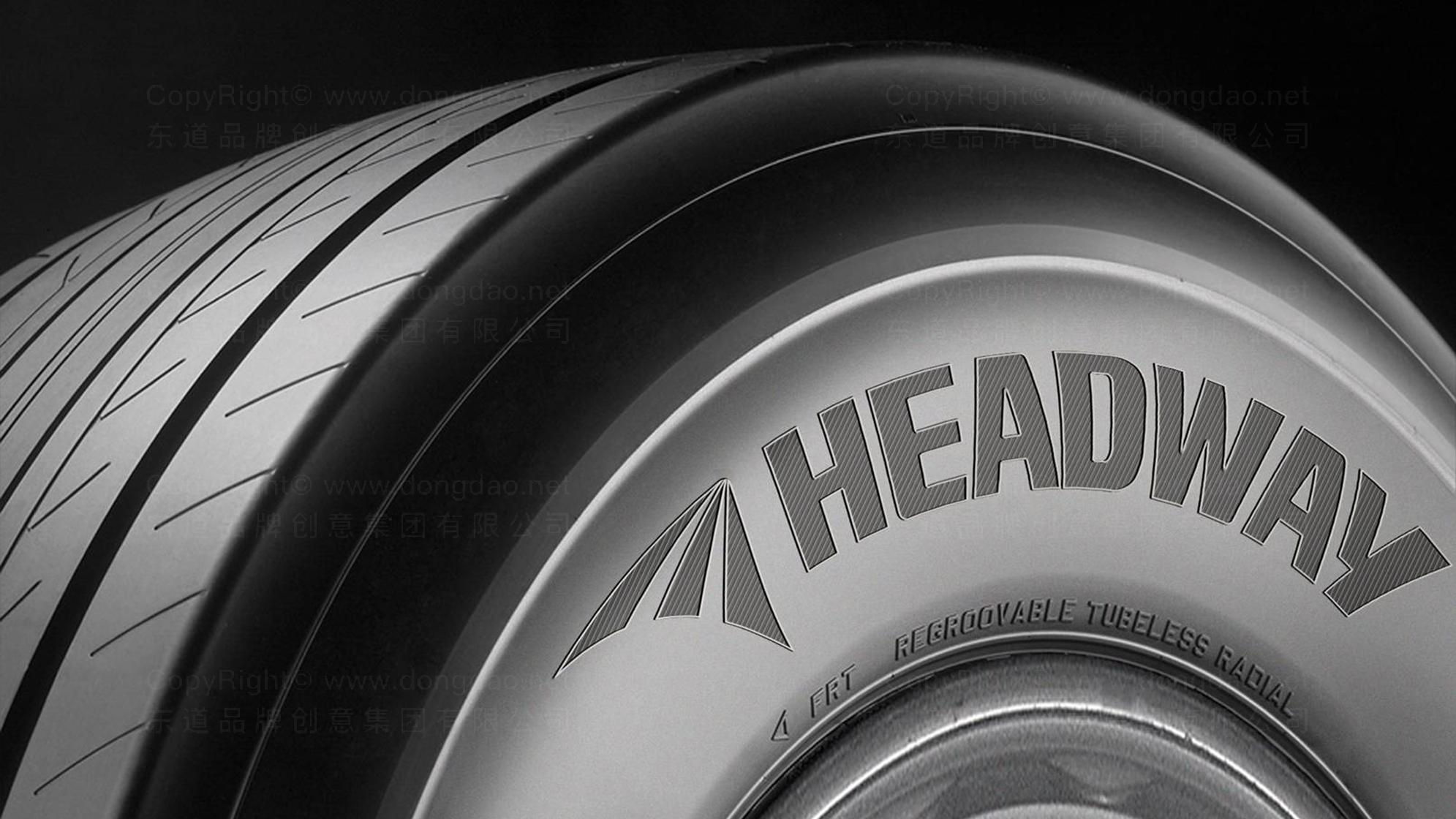 品牌设计海德威轮胎标志设计应用场景_1