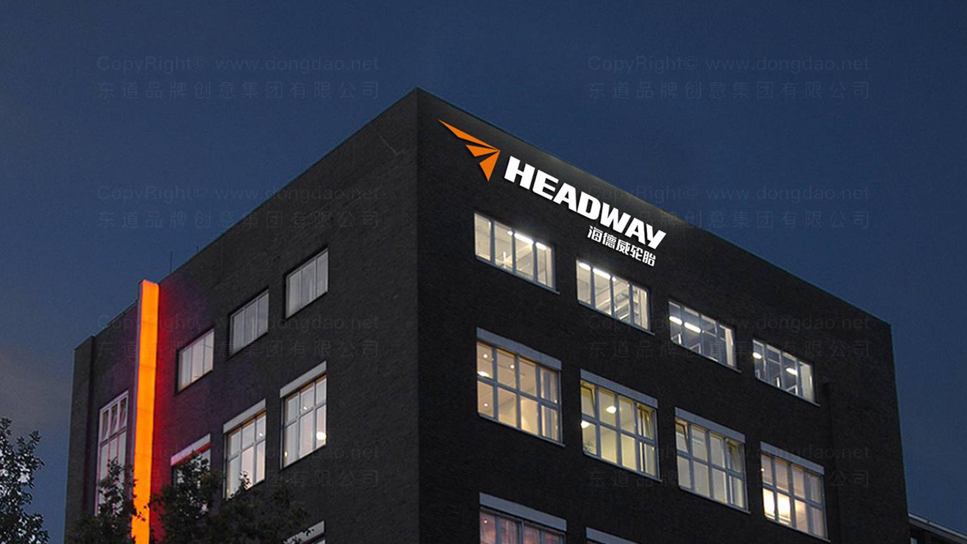 品牌设计海德威轮胎标志设计应用场景_3