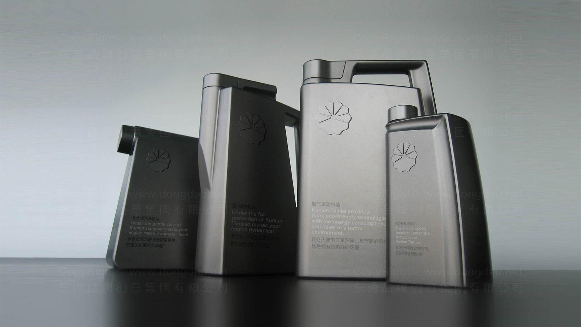 品牌设计昆仑润滑油VI设计应用场景_9