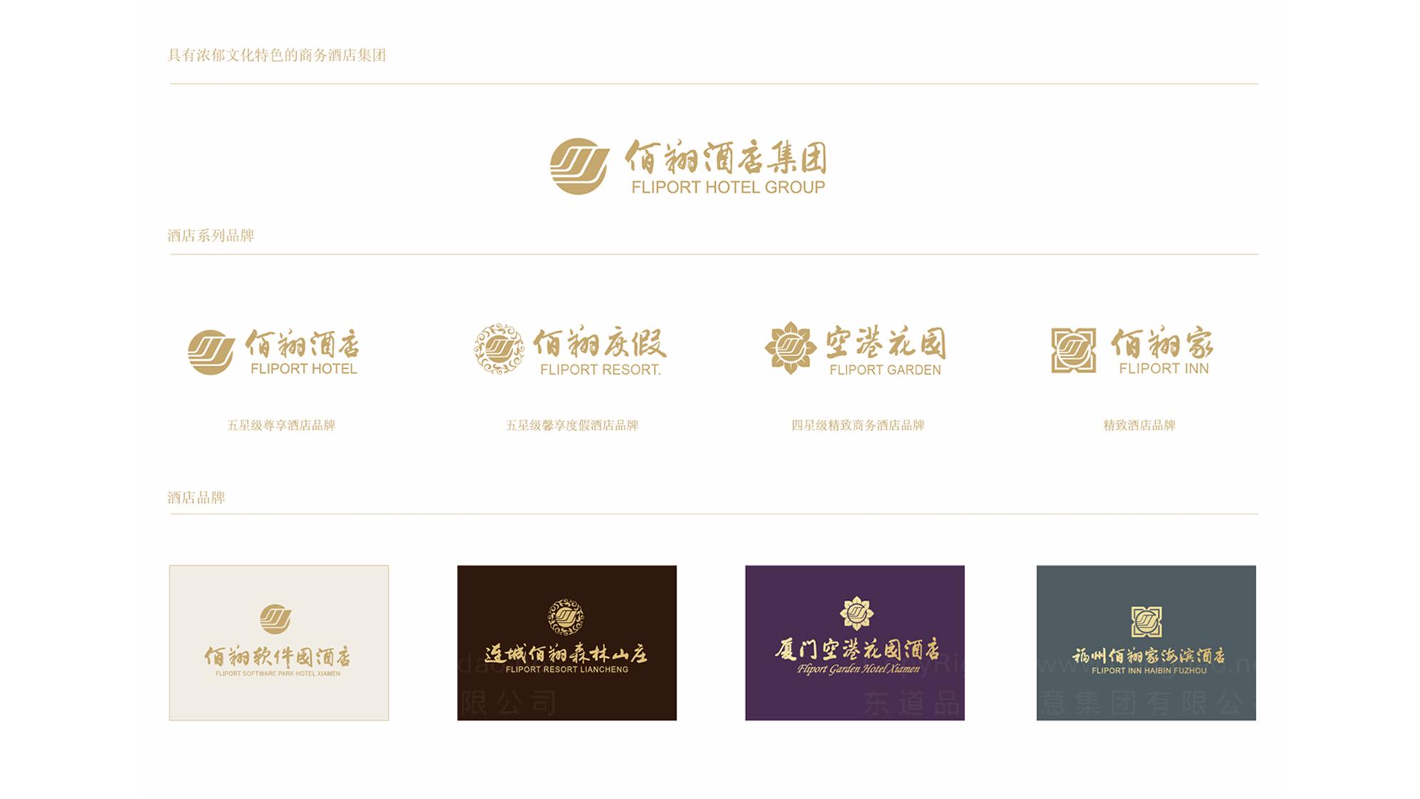 品牌设计翔业集团标志设计应用场景_10