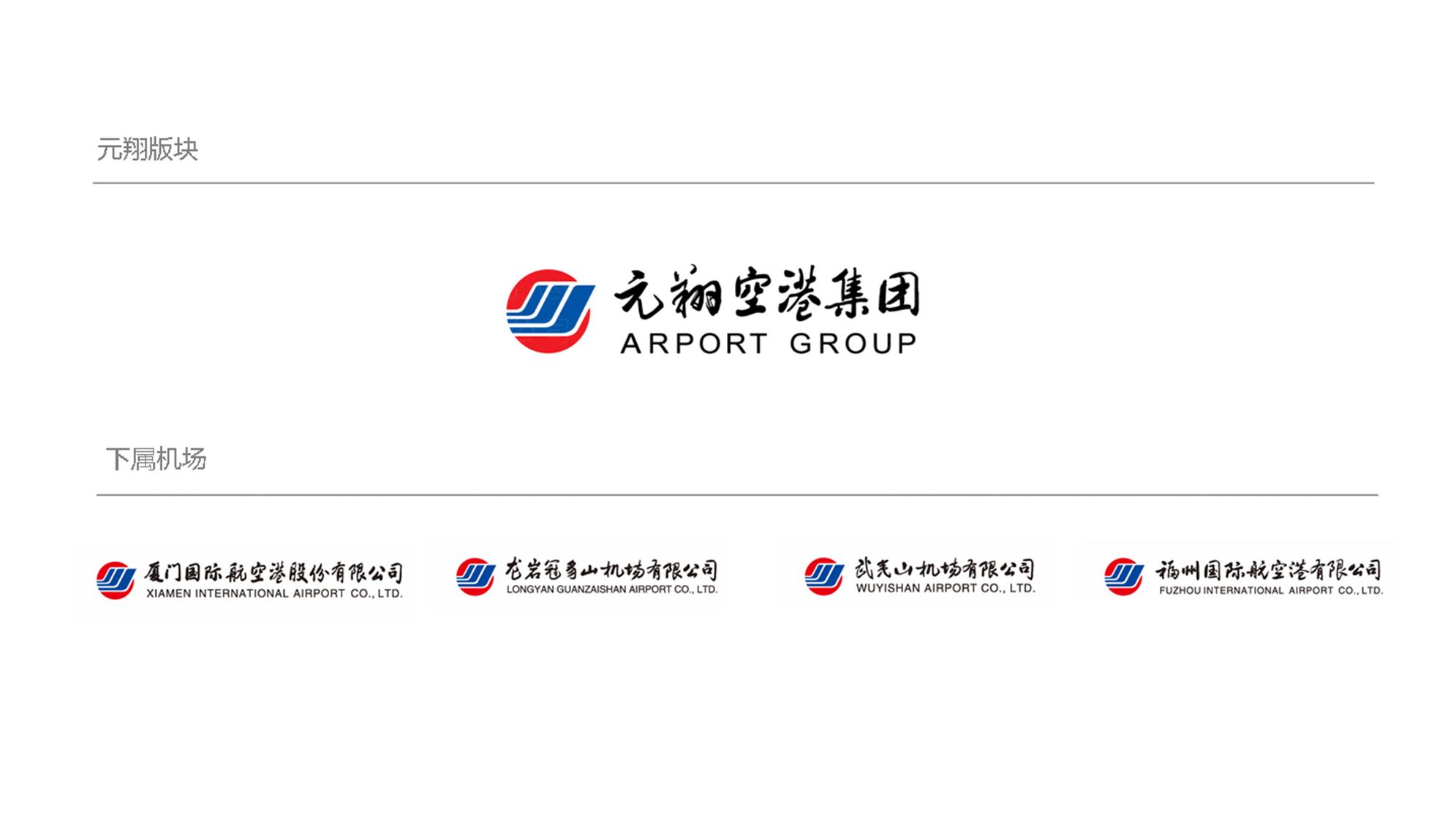 品牌设计翔业集团标志设计应用场景_5