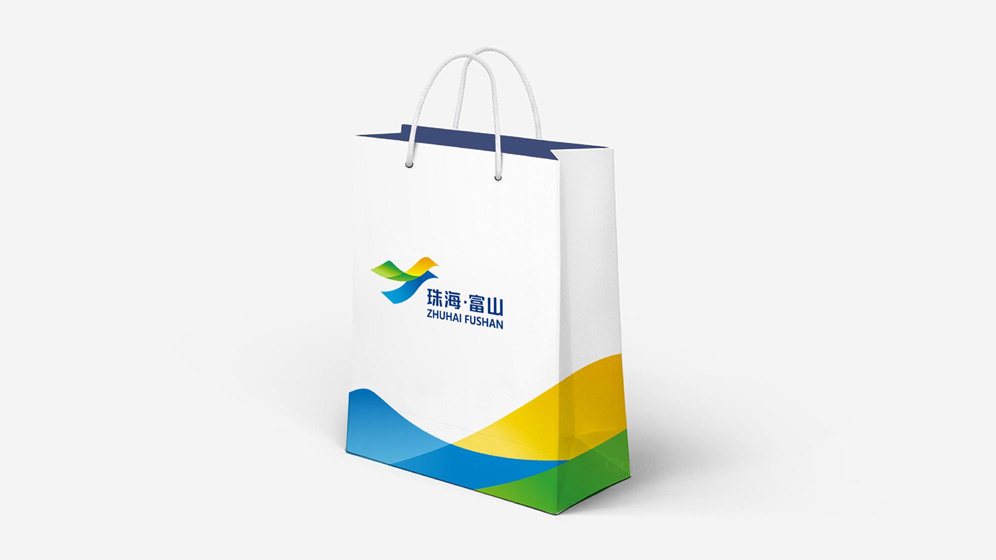 品牌设计珠海LOGO&VI设计应用场景