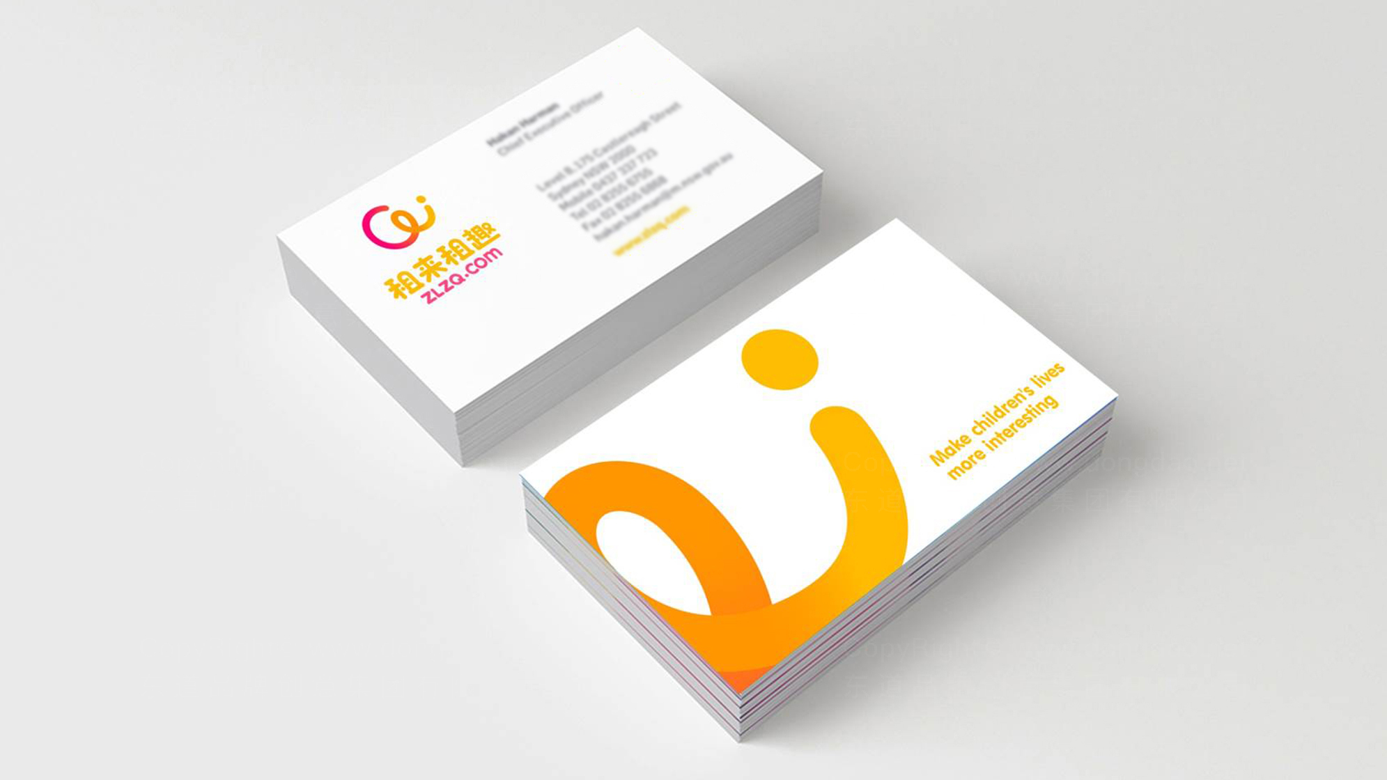 品牌设计租来租趣标志设计应用场景_10