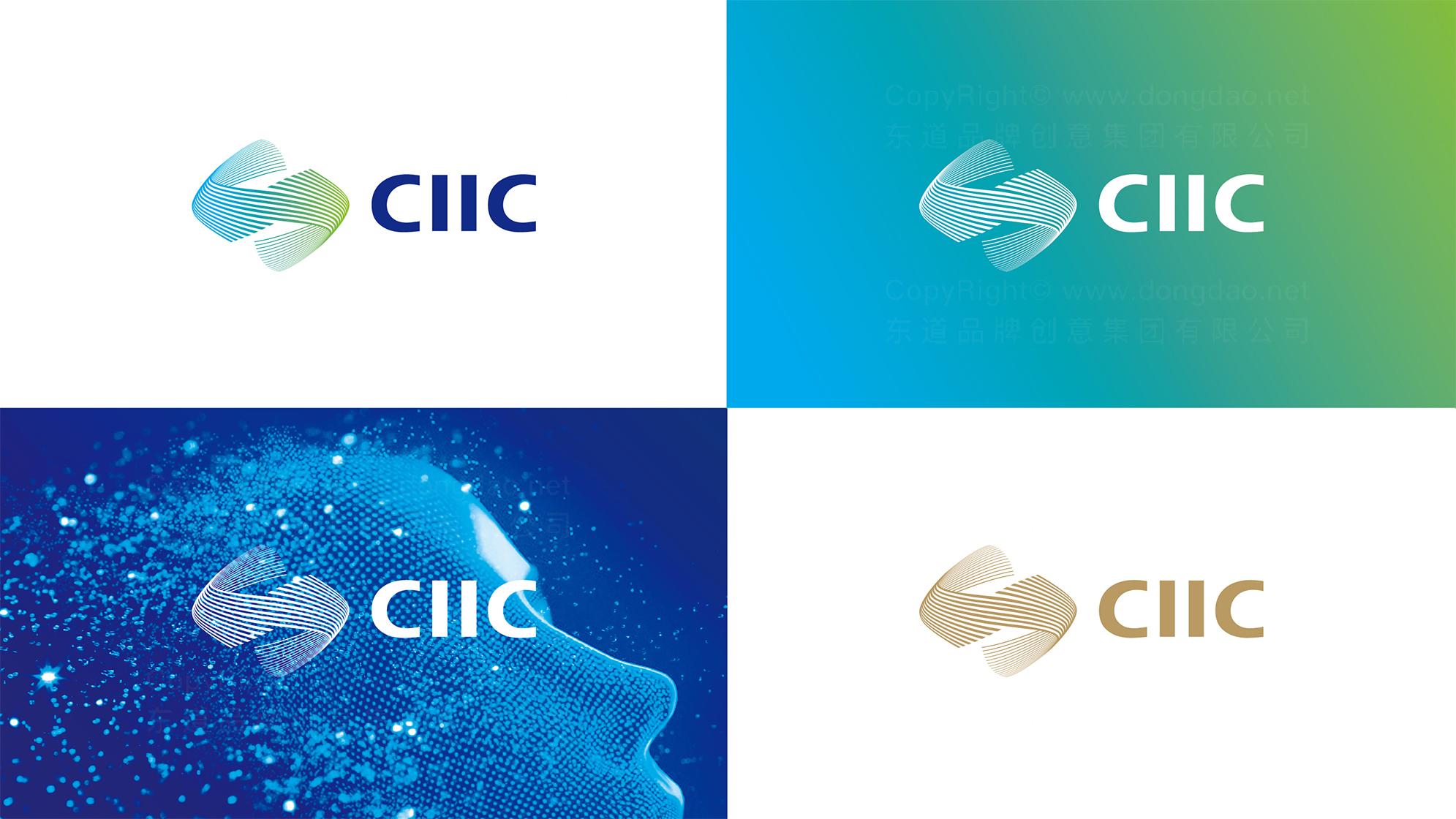 品牌设计中国工业互联网大赛LOGO&VI设计应用