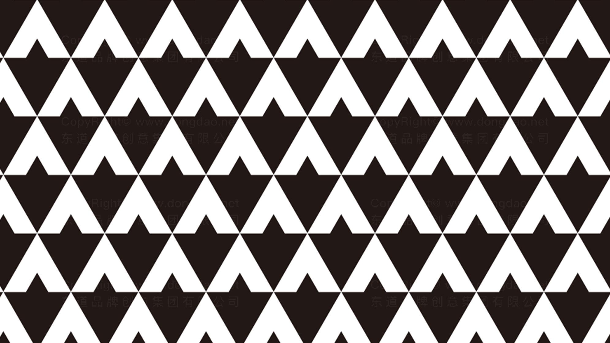 品牌设计安正时尚集团LOGO&VI设计应用