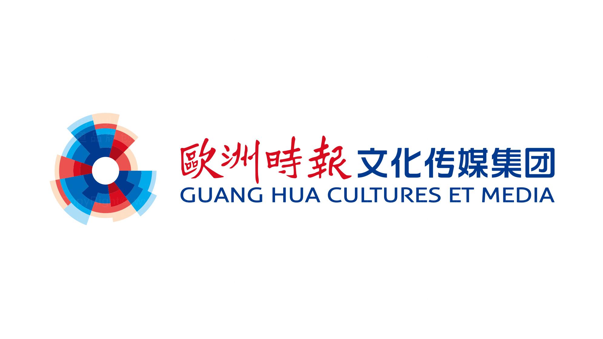 传媒logo设计