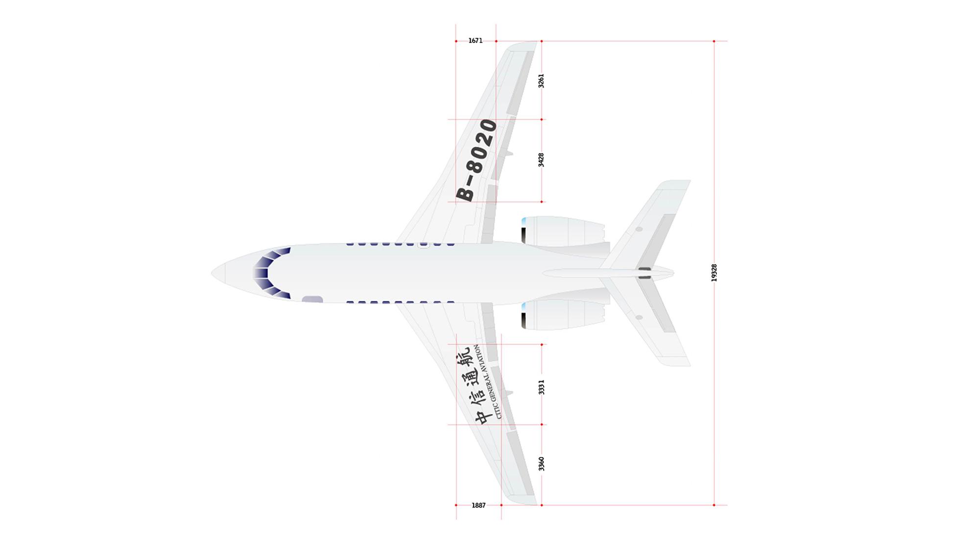 飞机喷涂设计