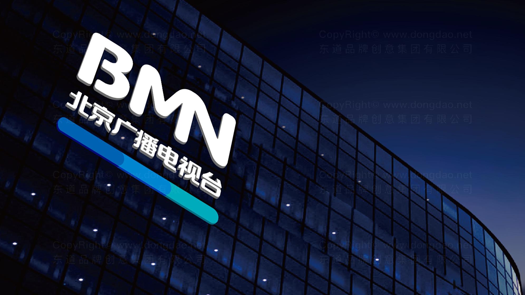 品牌设计案例北京广播电视台LOGO设计