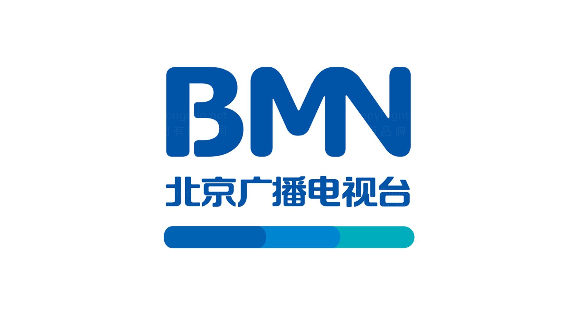 文体娱媒品牌设计北京广播电视台LOGO设计