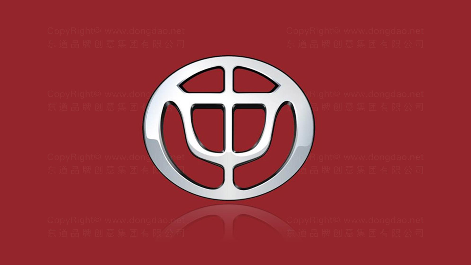 汽车业品牌设计中华汽车标志设计