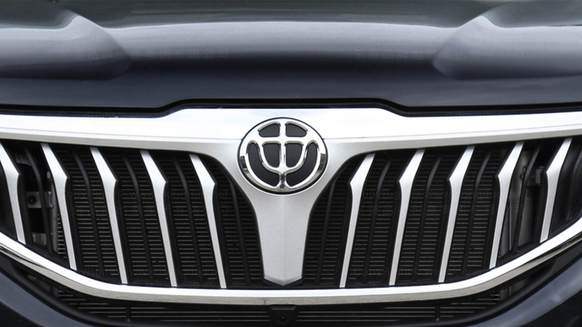 品牌设计中华汽车标志设计应用