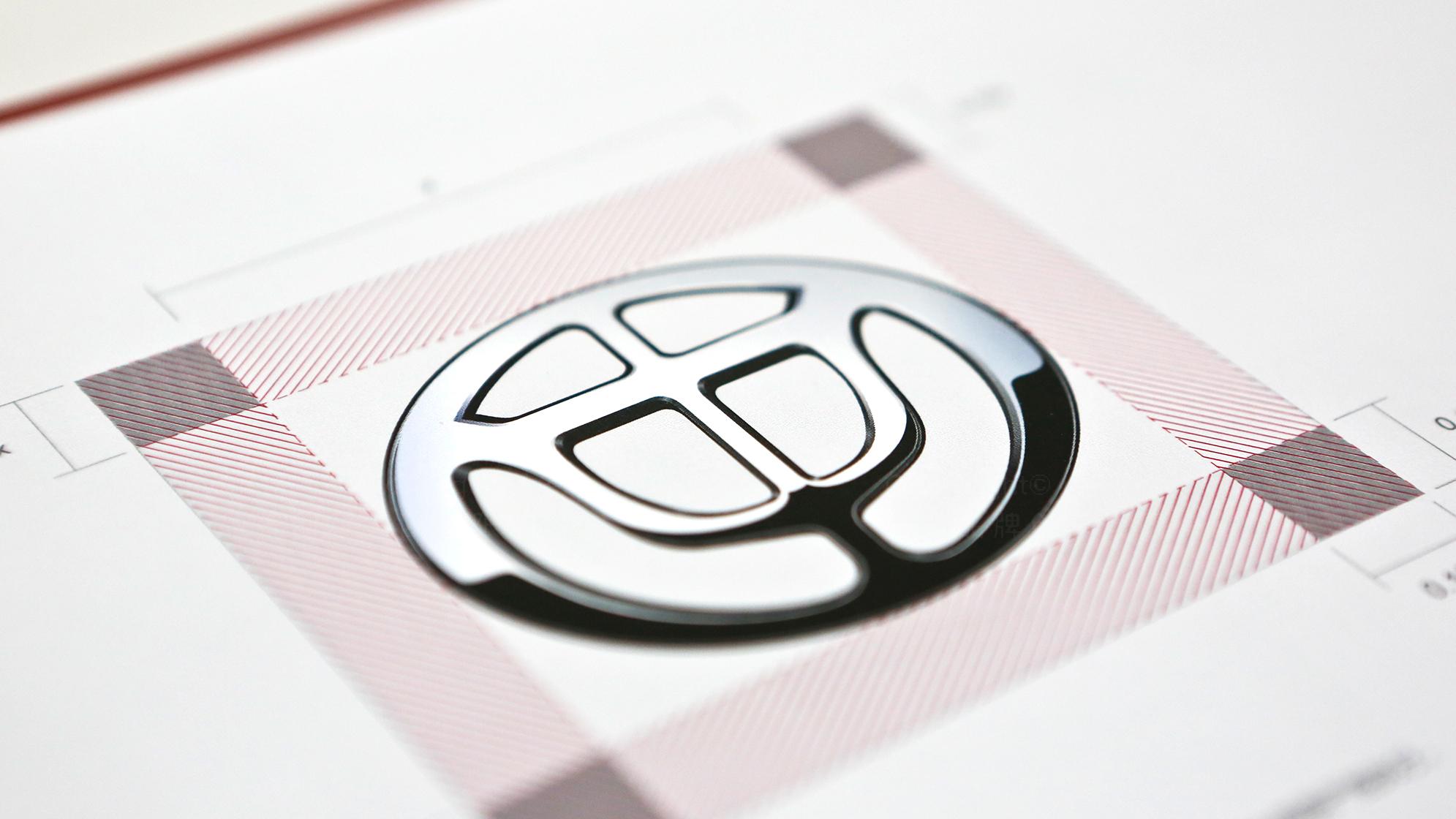 品牌设计中华汽车标志设计应用场景_1