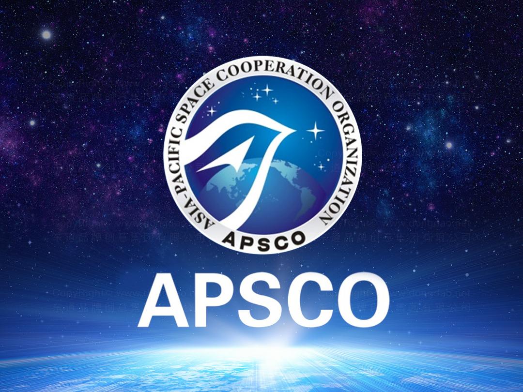 品牌设计亚太空间合作组织LOGO&VI设计应用场景_9