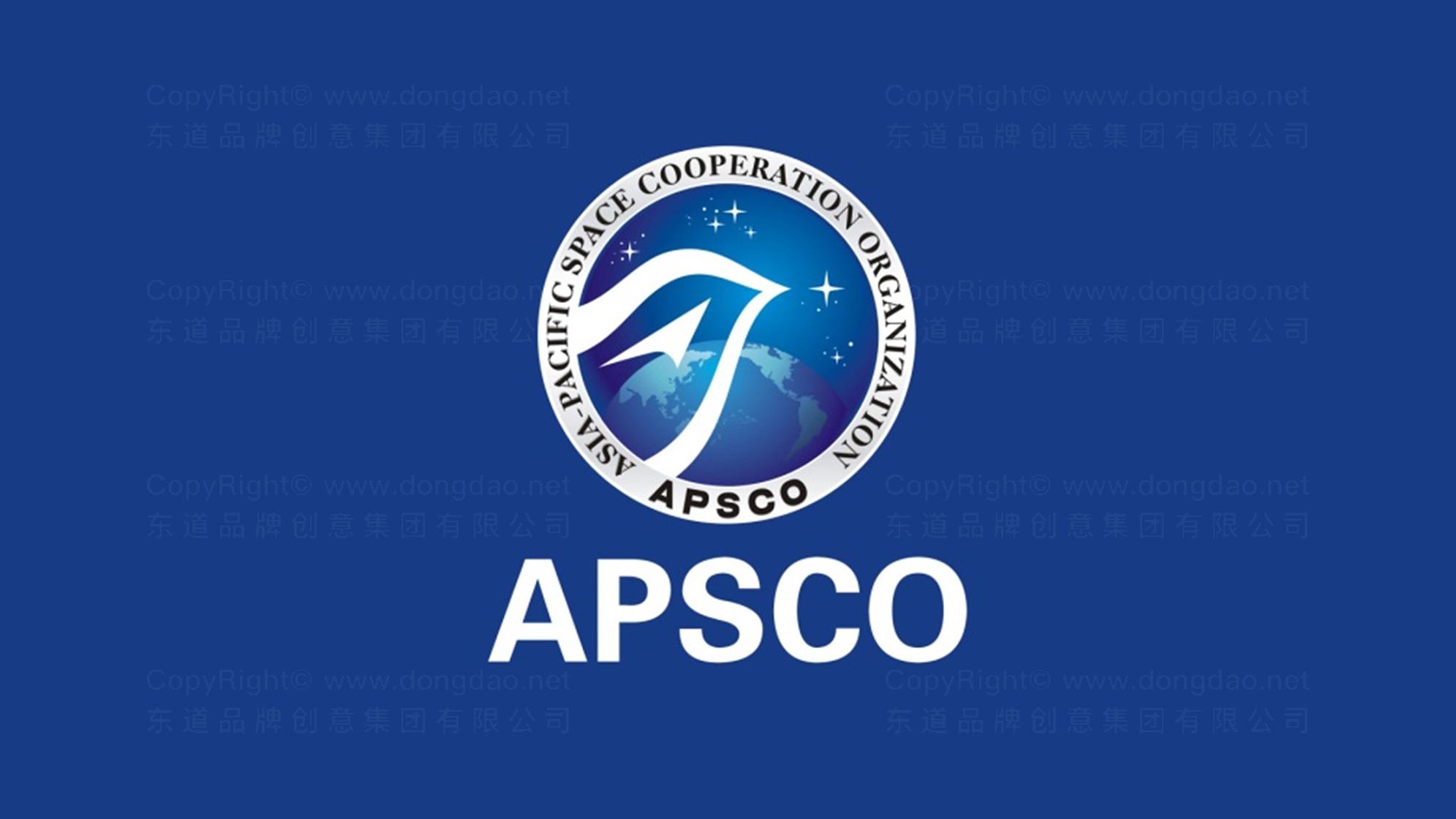 政府组织品牌设计亚太空间合作组织LOGO&VI设计