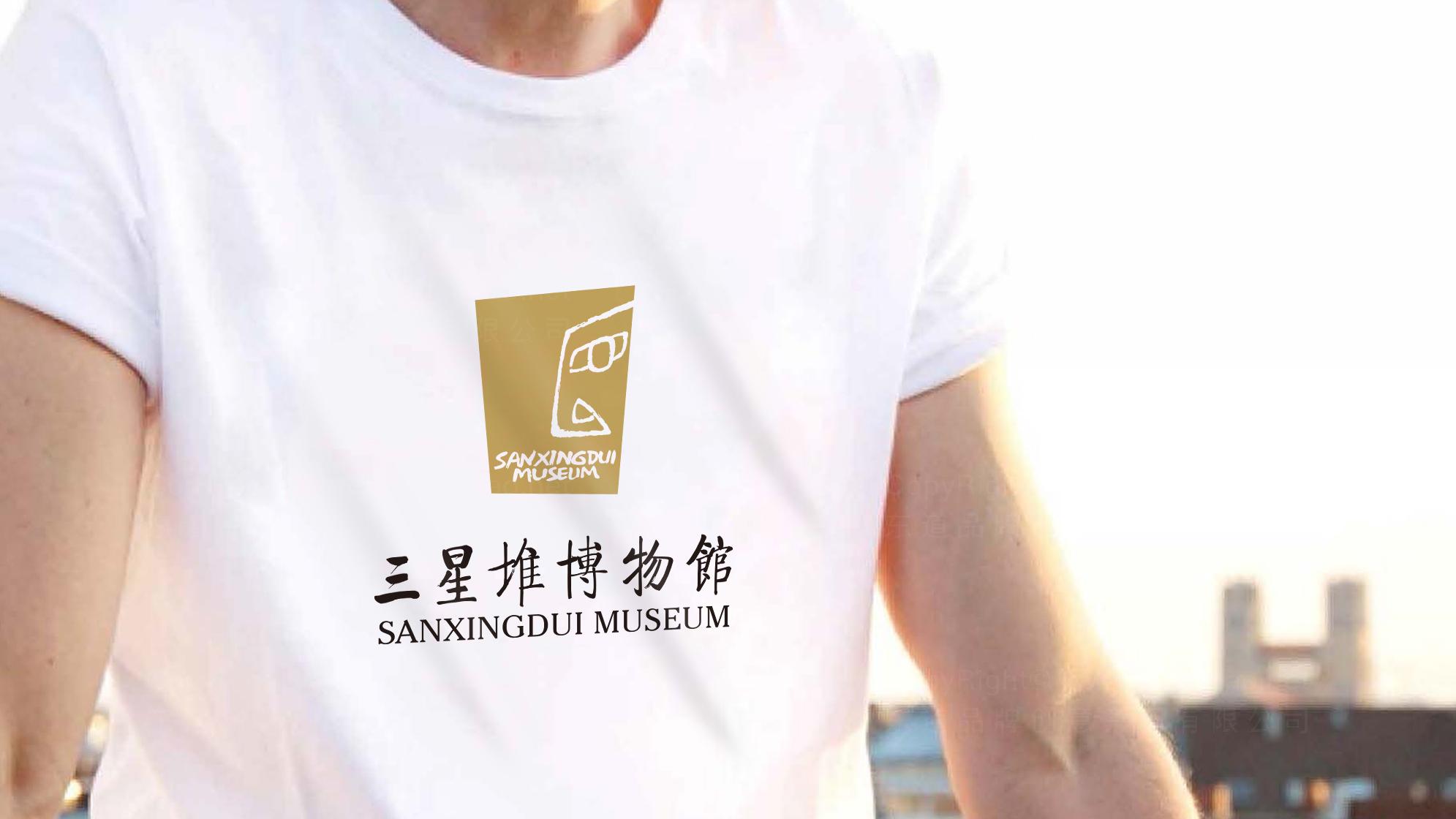 品牌设计三星堆博物馆LOGO&VI设计应用场景_9