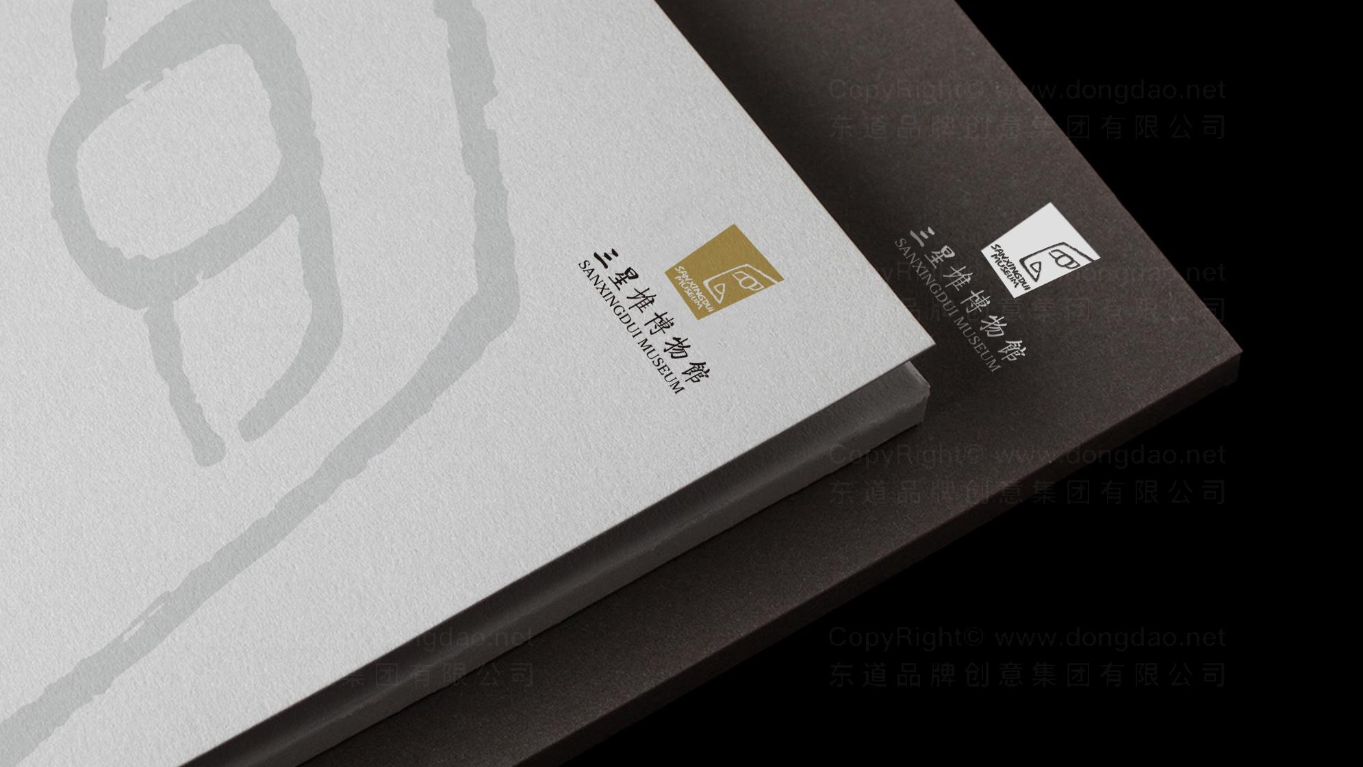 品牌设计三星堆博物馆LOGO&VI设计应用场景_2