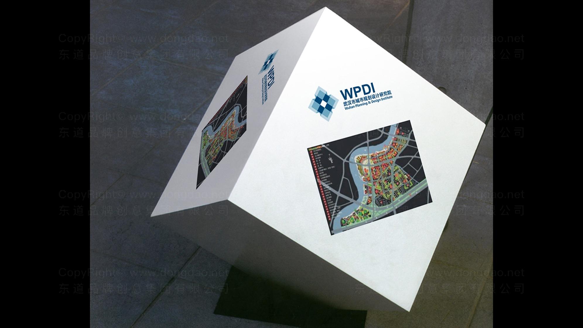 品牌设计武汉城市规划研究院LOGO&VI设计应用场景_6